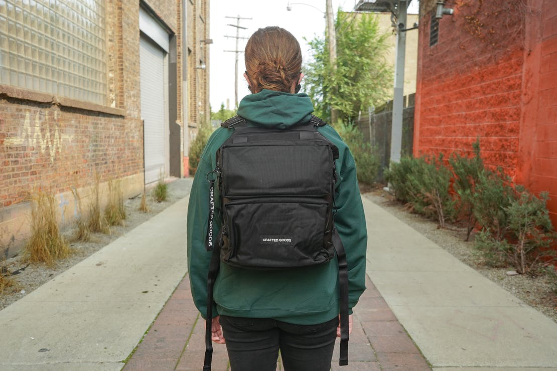 Crafted Goods SIMPLON 18L in Detroit
