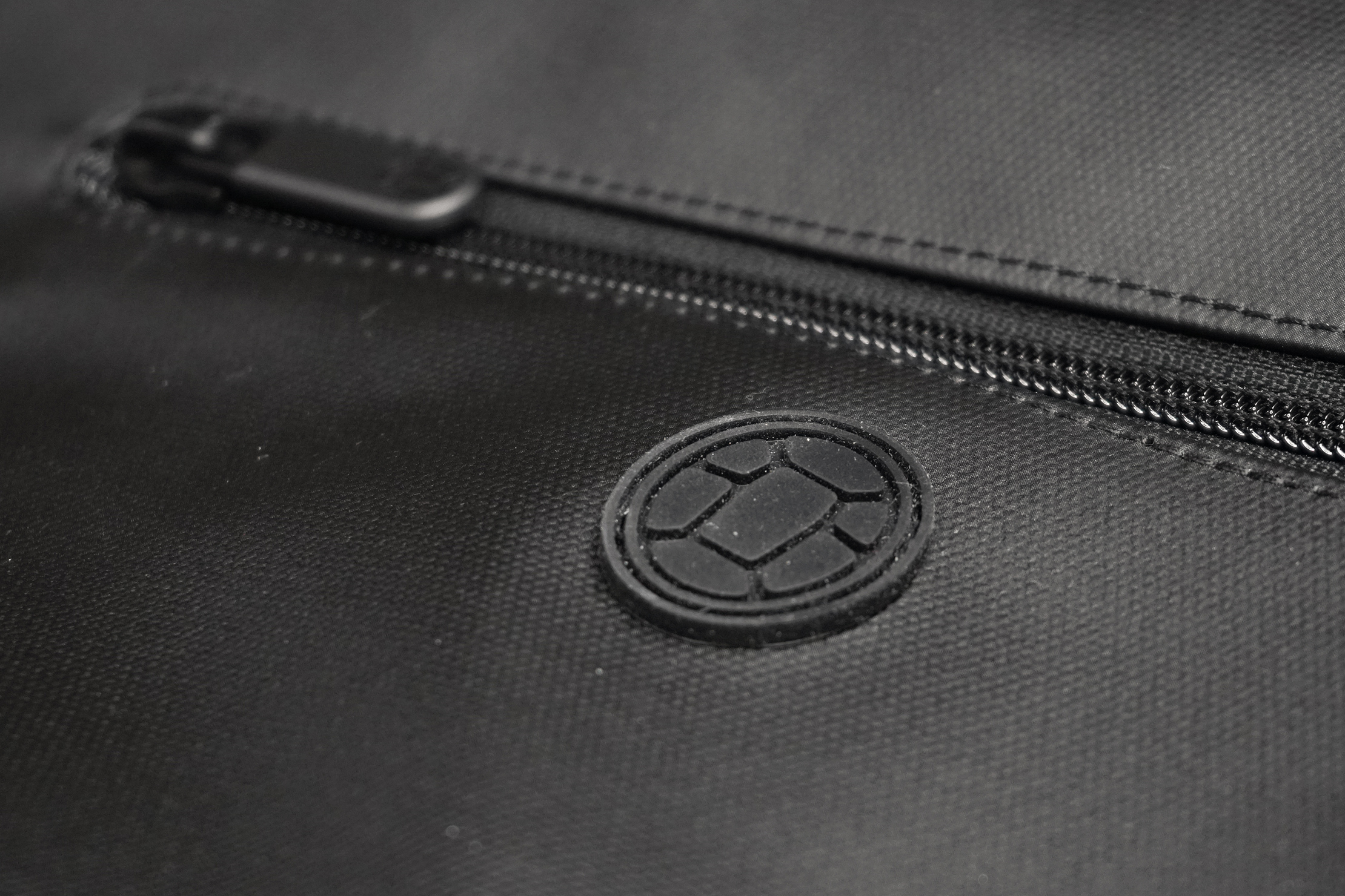Tortuga Prelude Travel Backpack Material & Logo