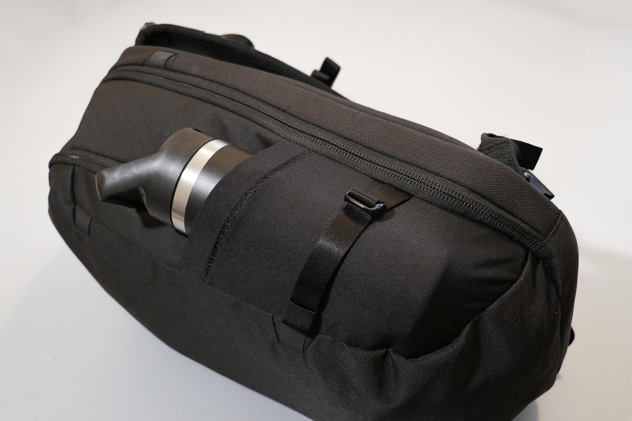 Heimplanet Travel Pack 28L (V2) Water Bottle Pocket