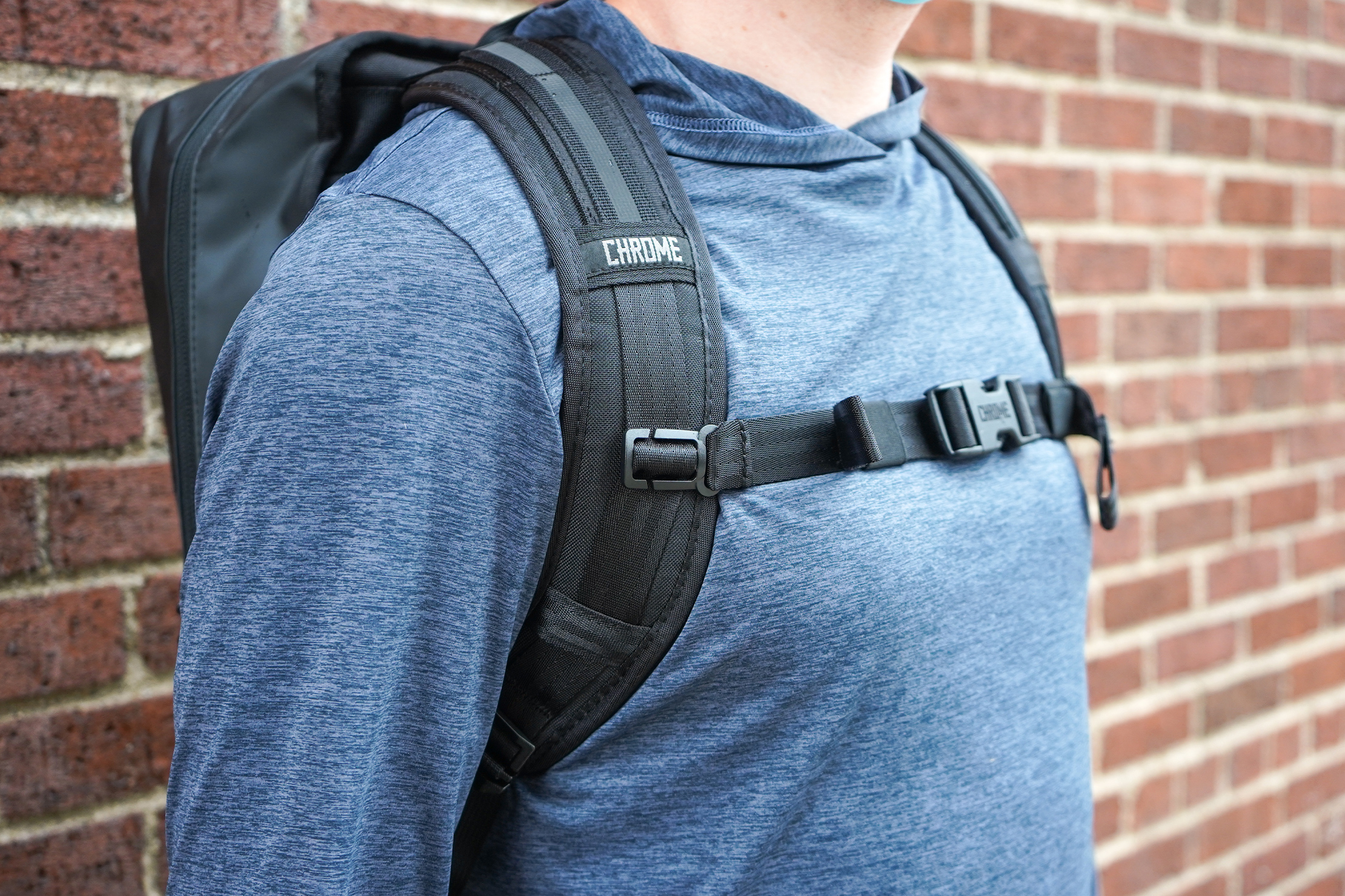 Chrome Industries Hondo Backpack Harness System