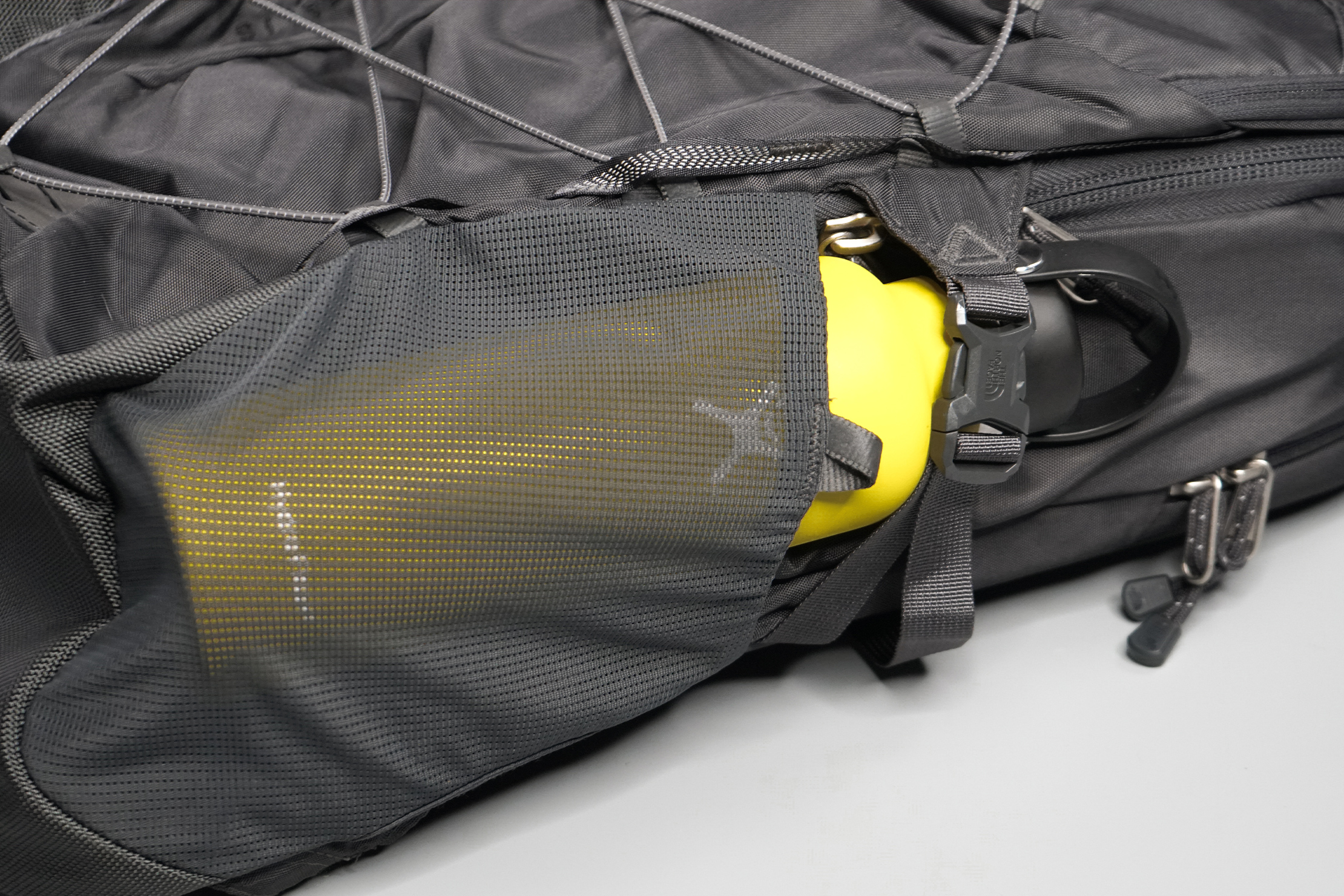 The North Face Borealis Backpack Water Bottle Pocket