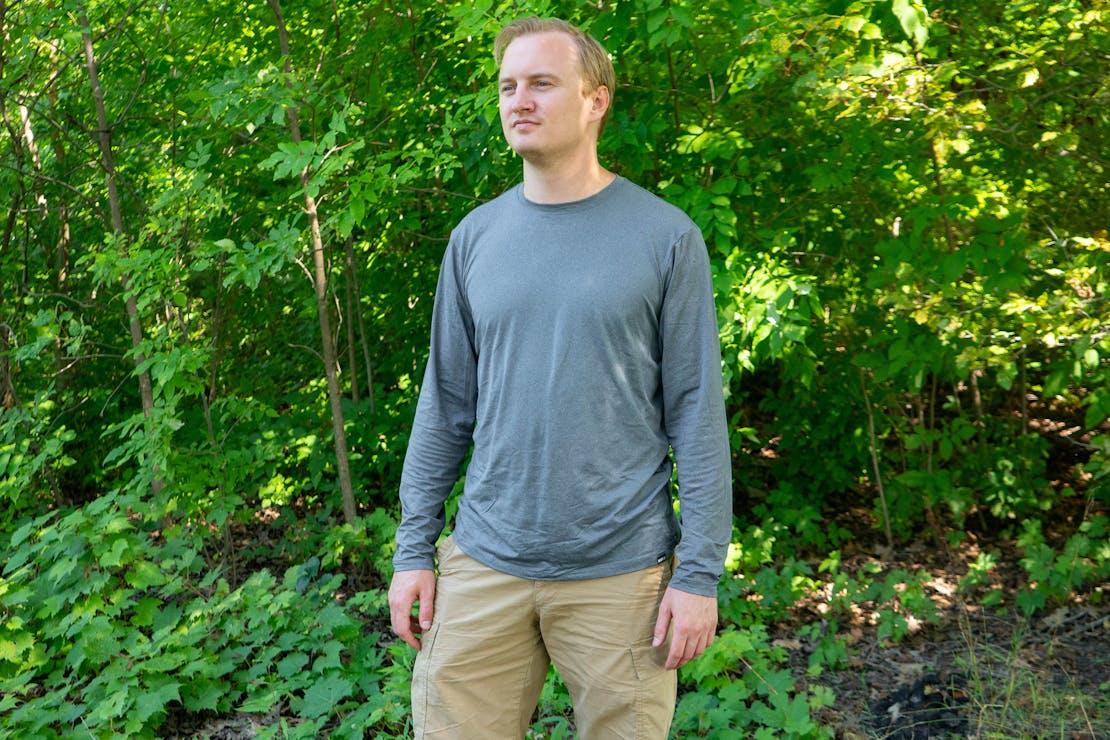 REI Co-op Sahara Long-Sleeve T-Shirt