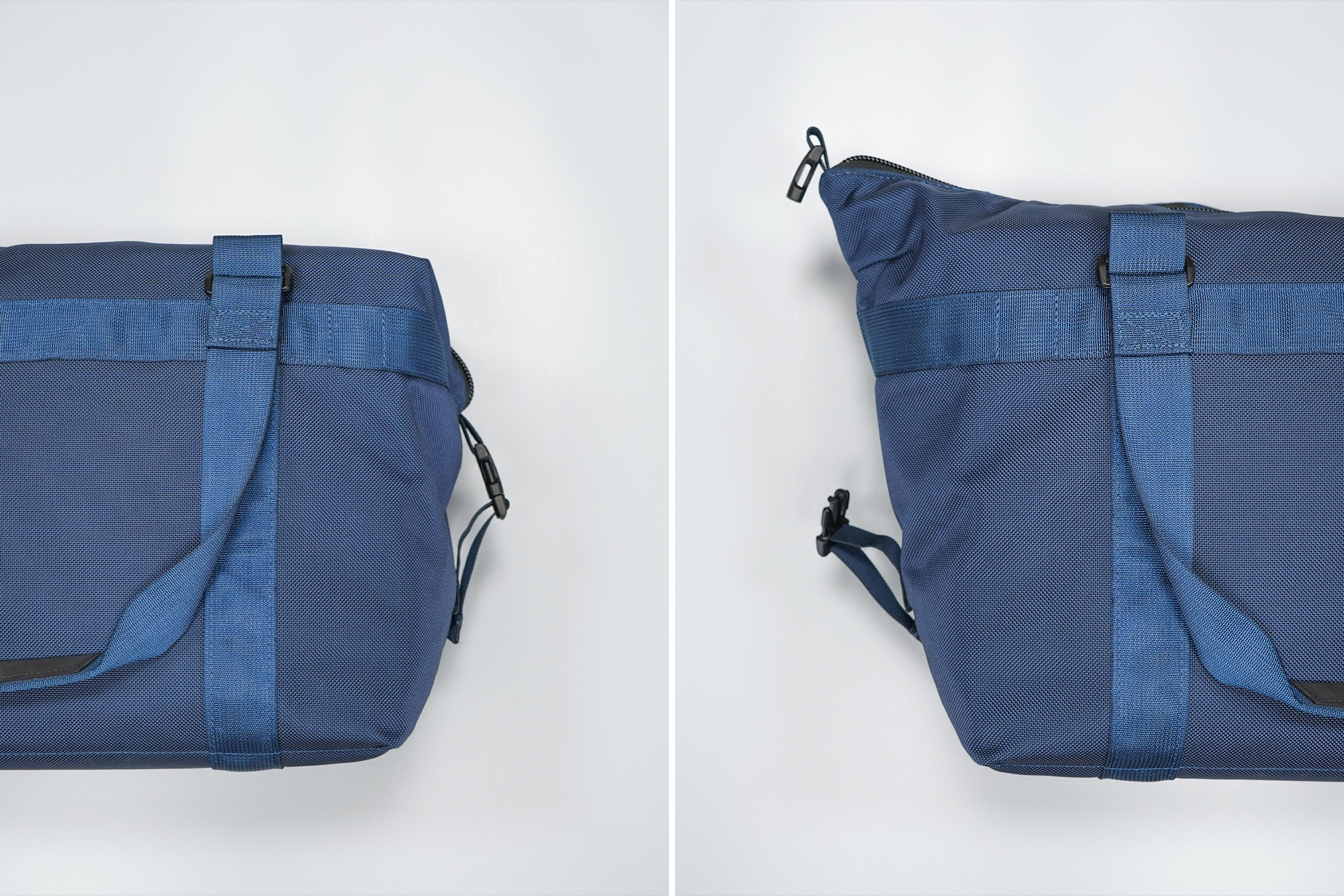 DSPTCH Utility Tote | Now it's rounded, then it's pointy! Magic