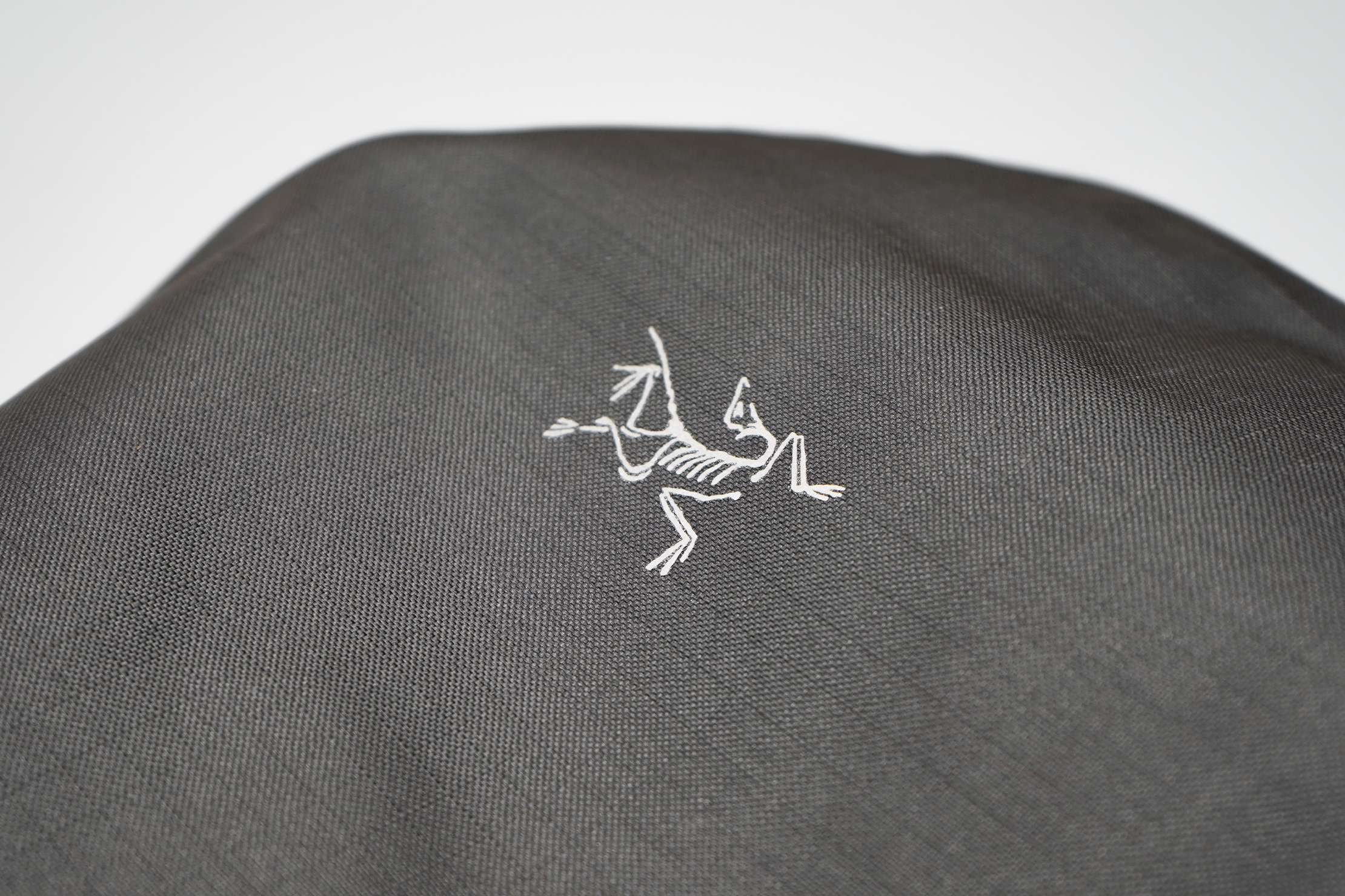 Arc'teryx Granville 16L Zip Backpack Material and Logo