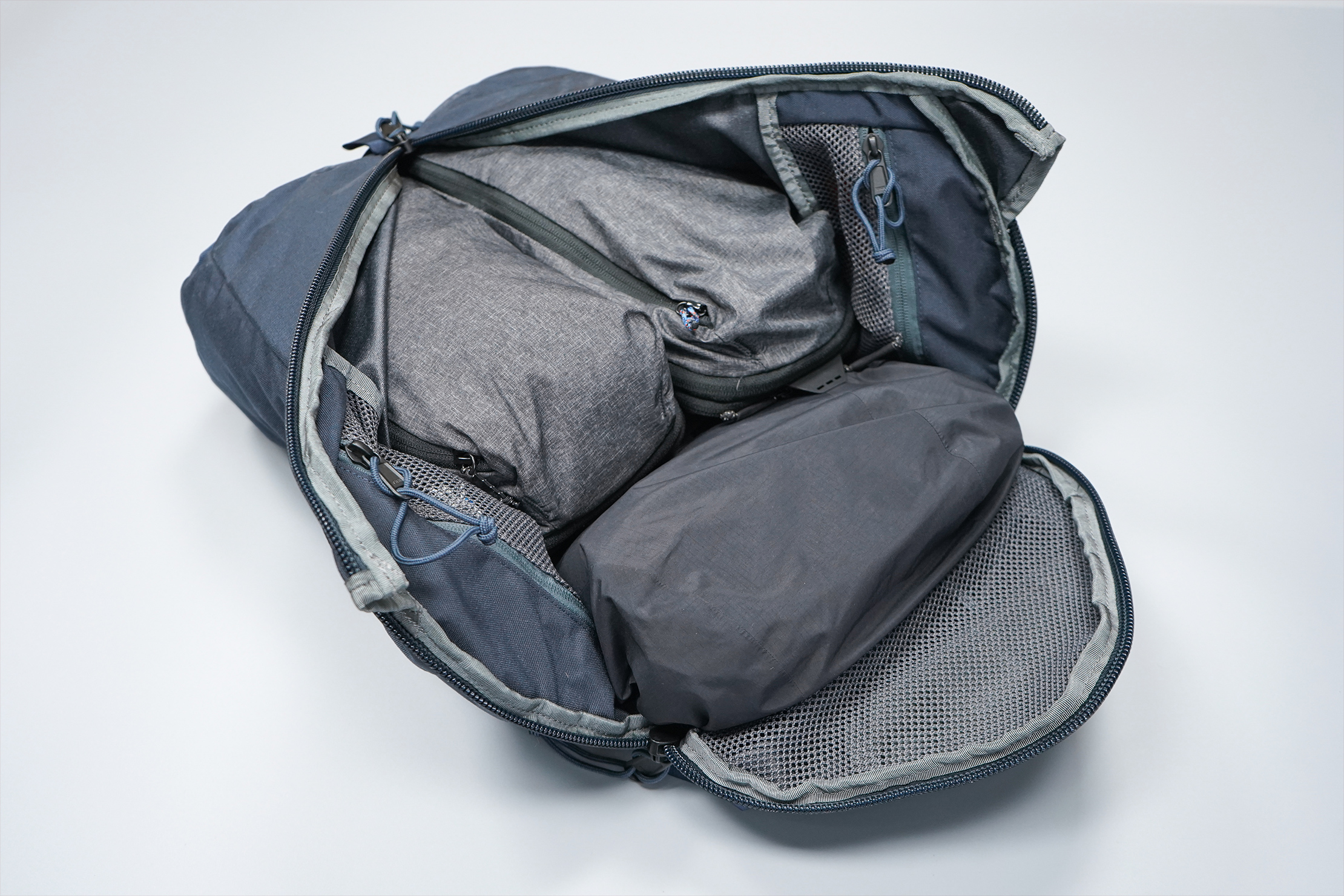 Mystery Ranch Urban Assault 21 Main Compartment Fully Packed