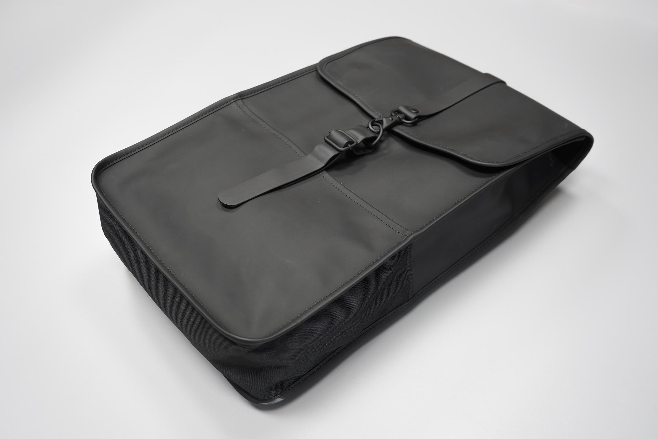 Rains Backpack | No logos in sight