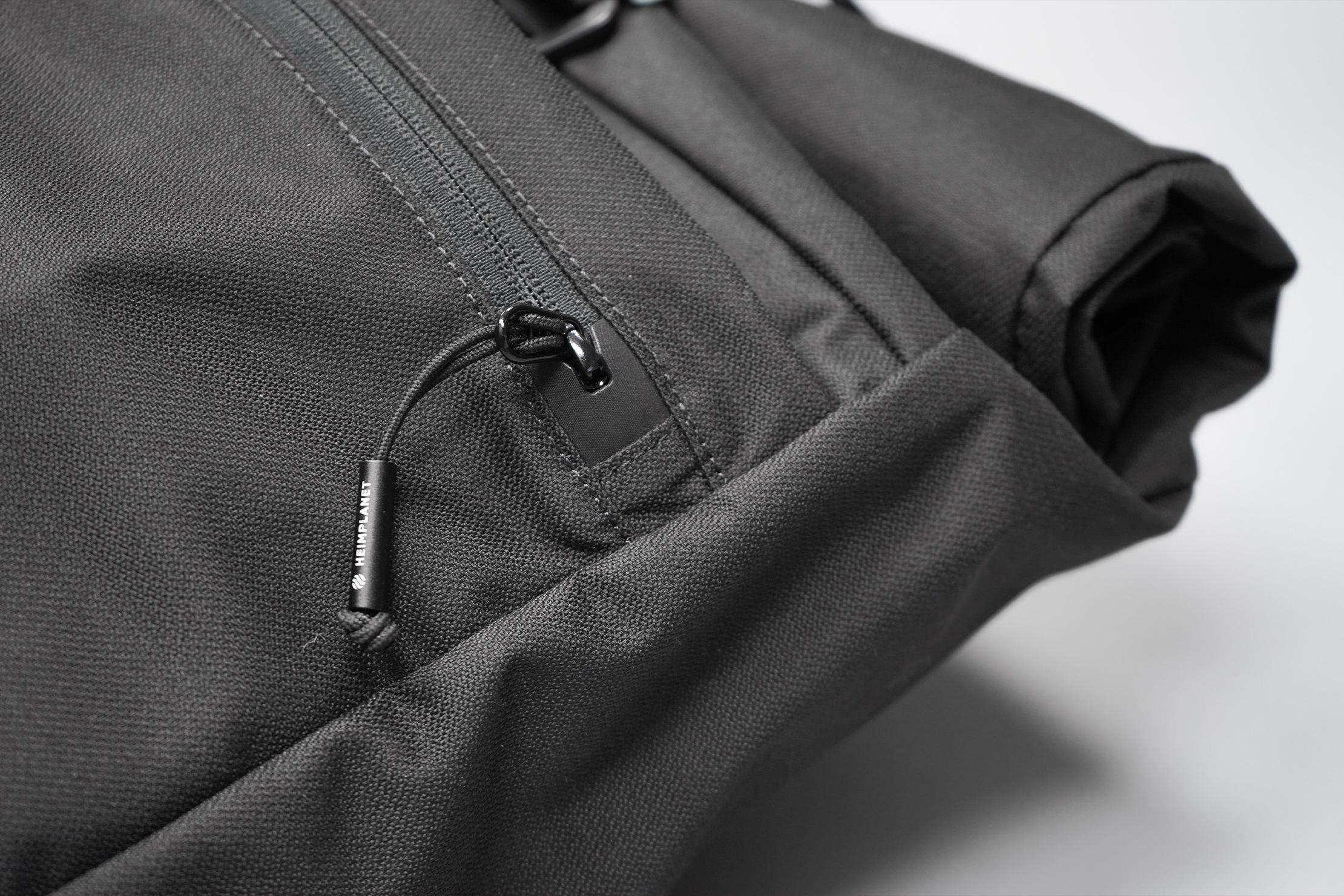 Heimplanet Commuter Pack Zipper