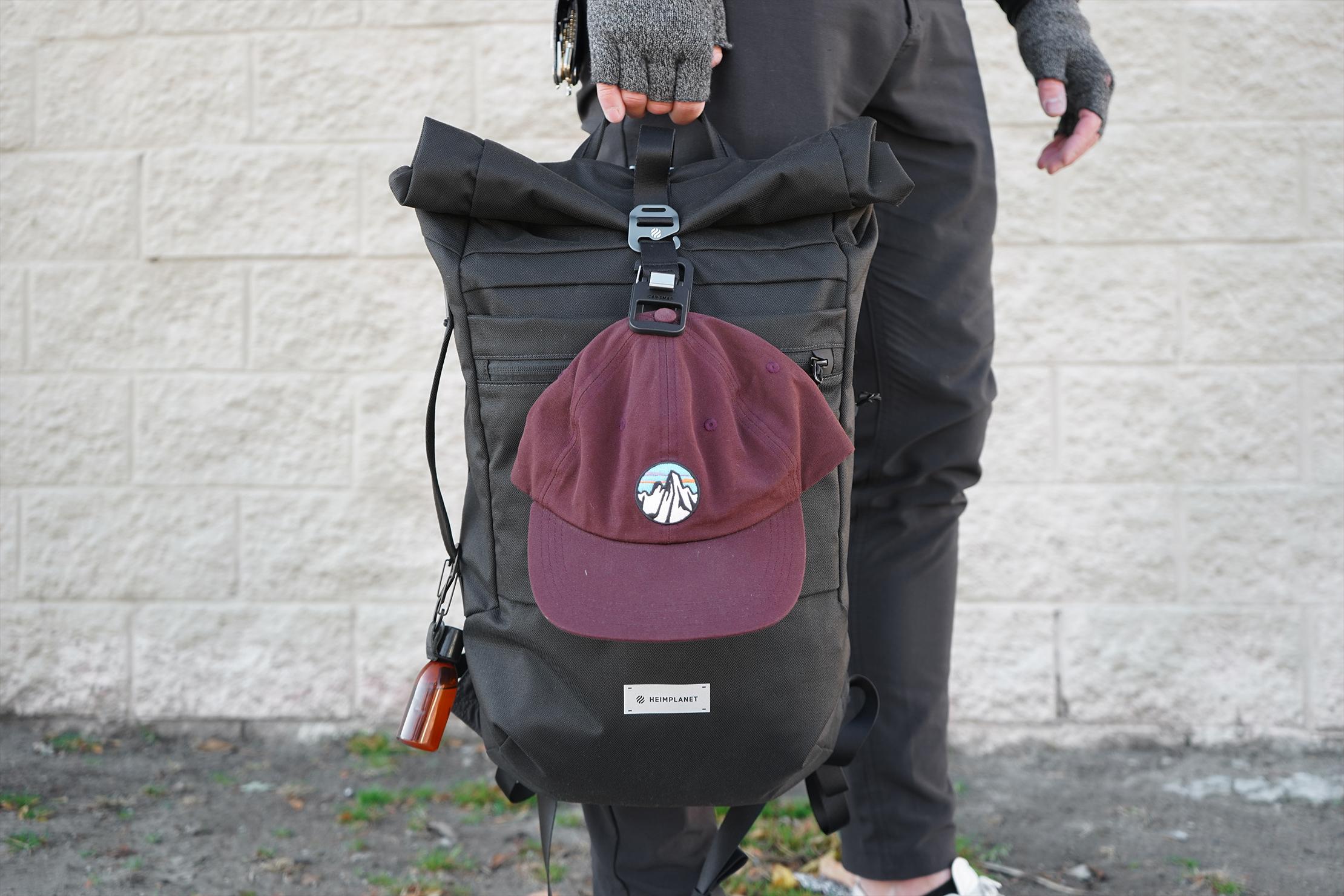 Heimplanet Commuter Pack Top Handle