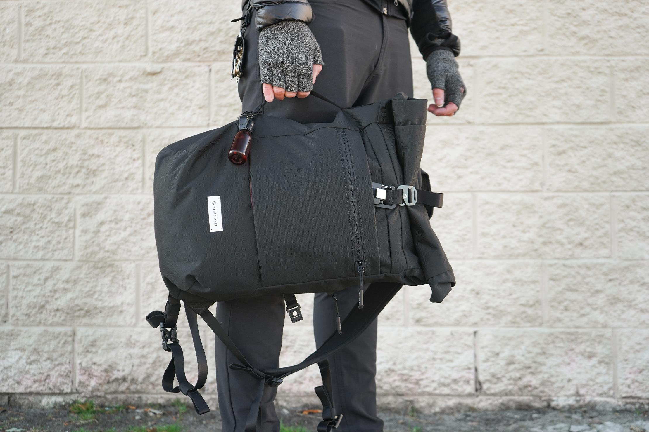 Heimplanet Commuter Pack Side Handle