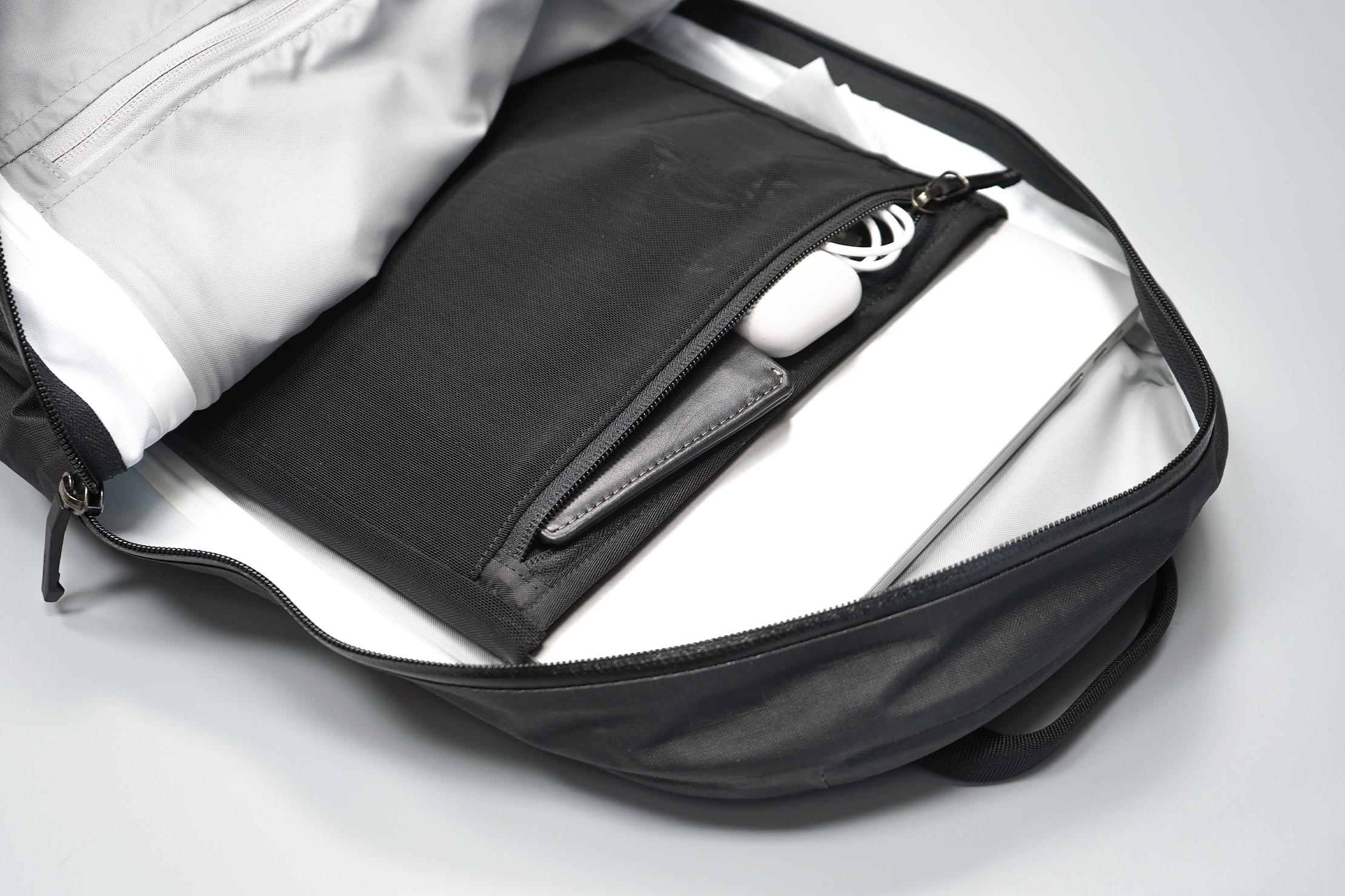 Arc'teryx Granville 16L Zip Backpack Laptop Sleeve