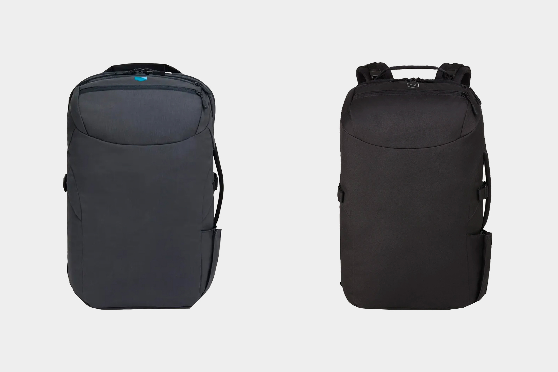 Minaal Carry-On 3.0 | Can you tell which is which? Hint: the logos are different