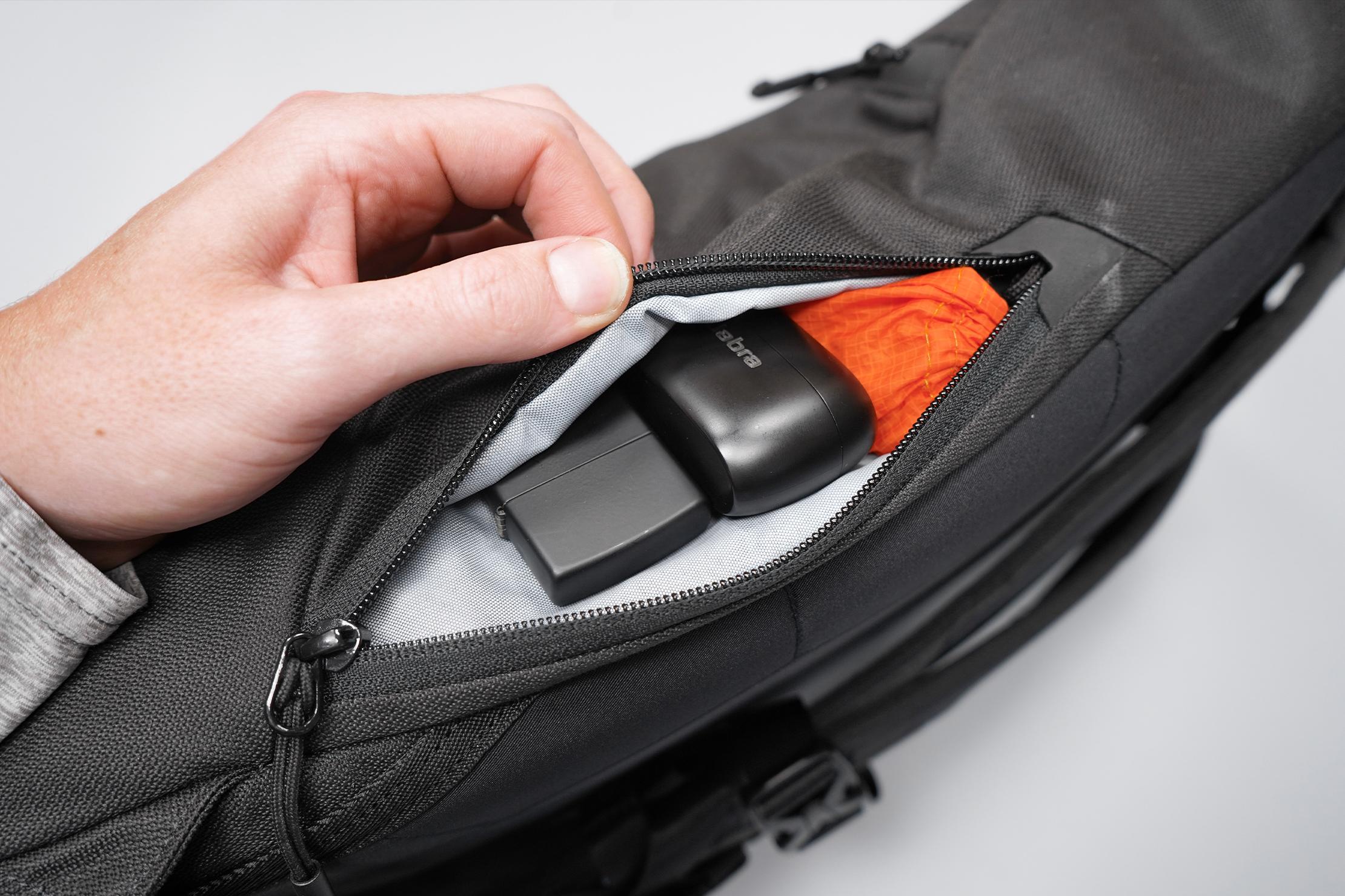 Heimplanet Commuter Pack Side Pocket