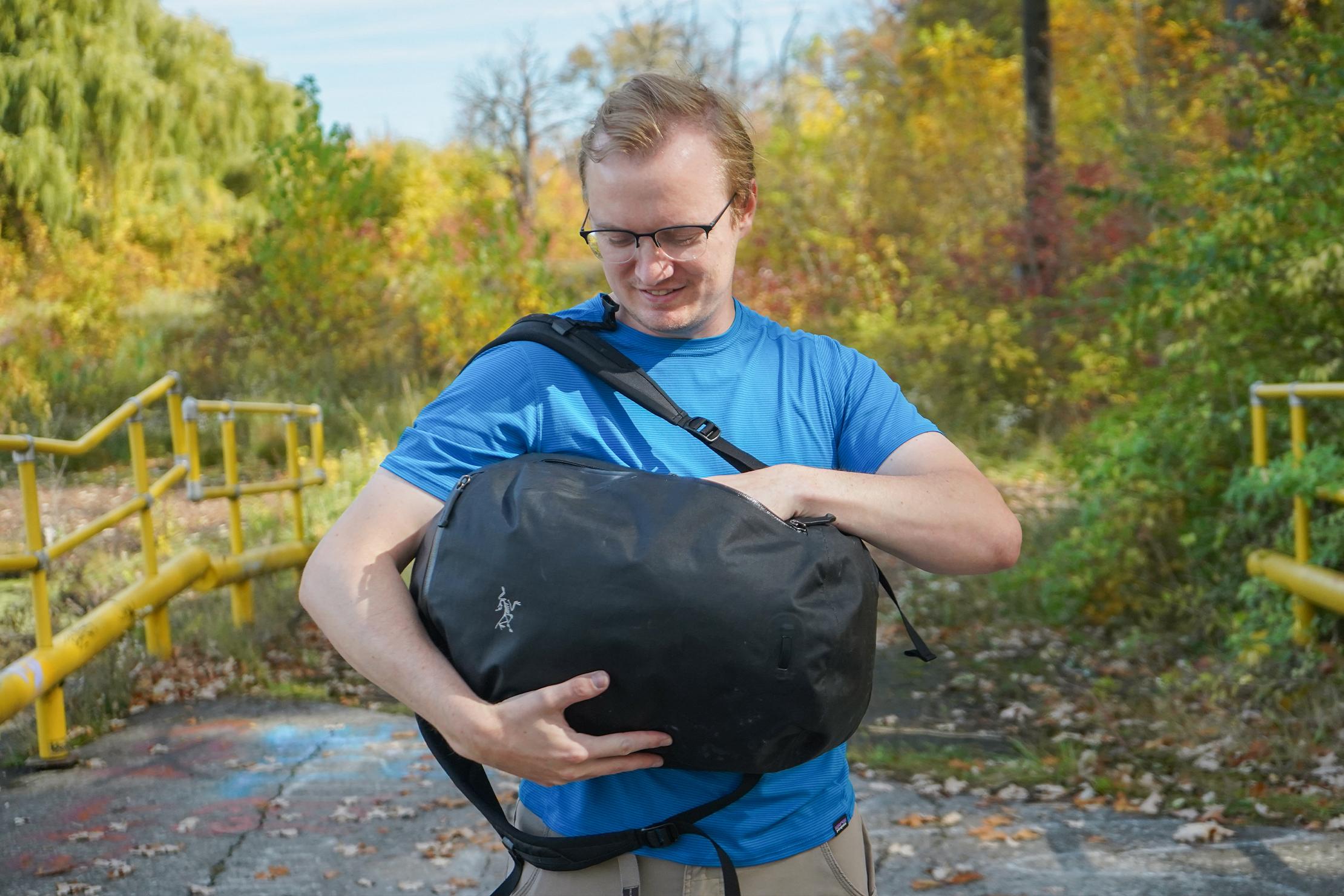 Arc'teryx Granville 16L Zip Backpack in Detroit