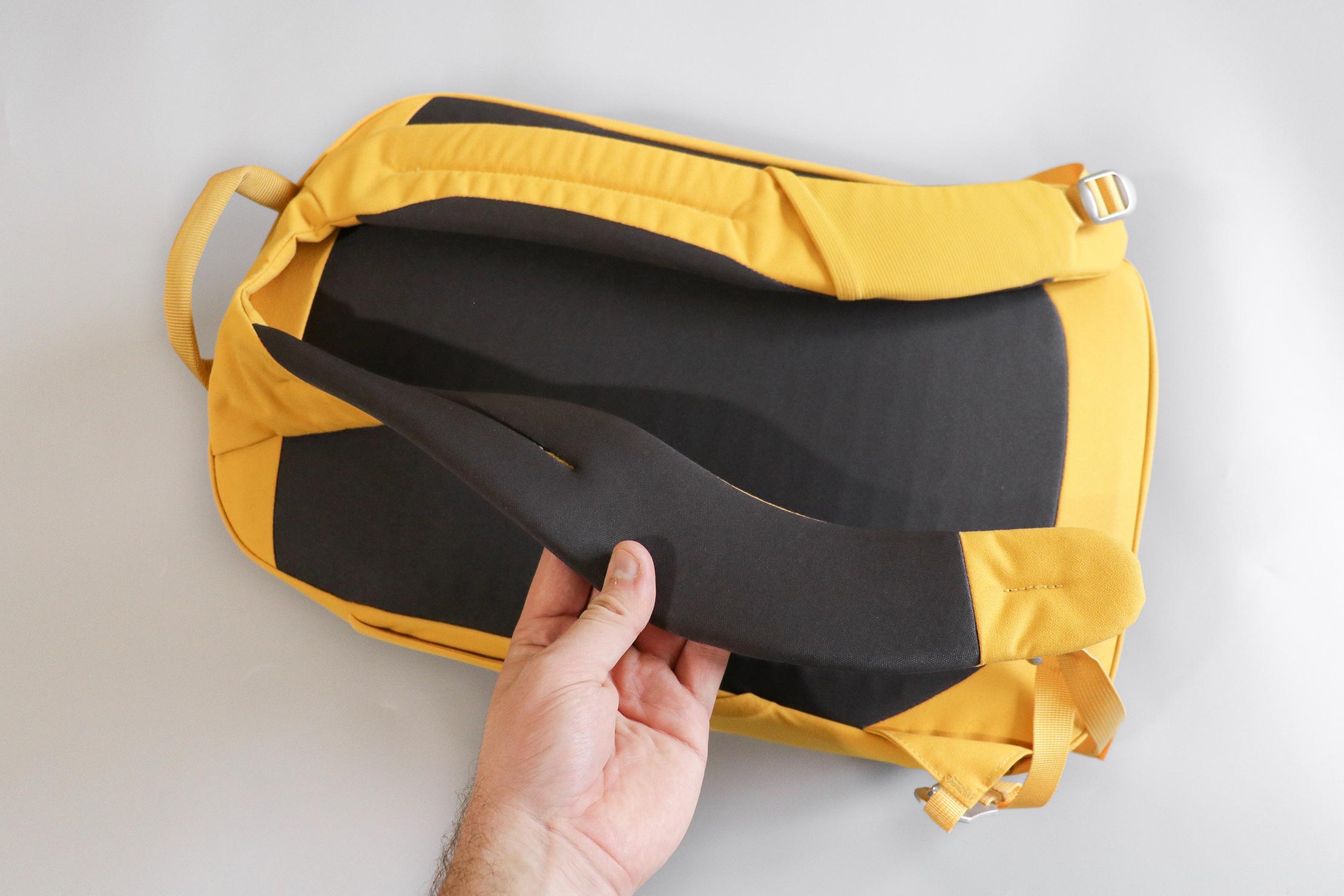 Osprey Arcane Large Day Pack (V2) Shoulder Straps and Back Panel