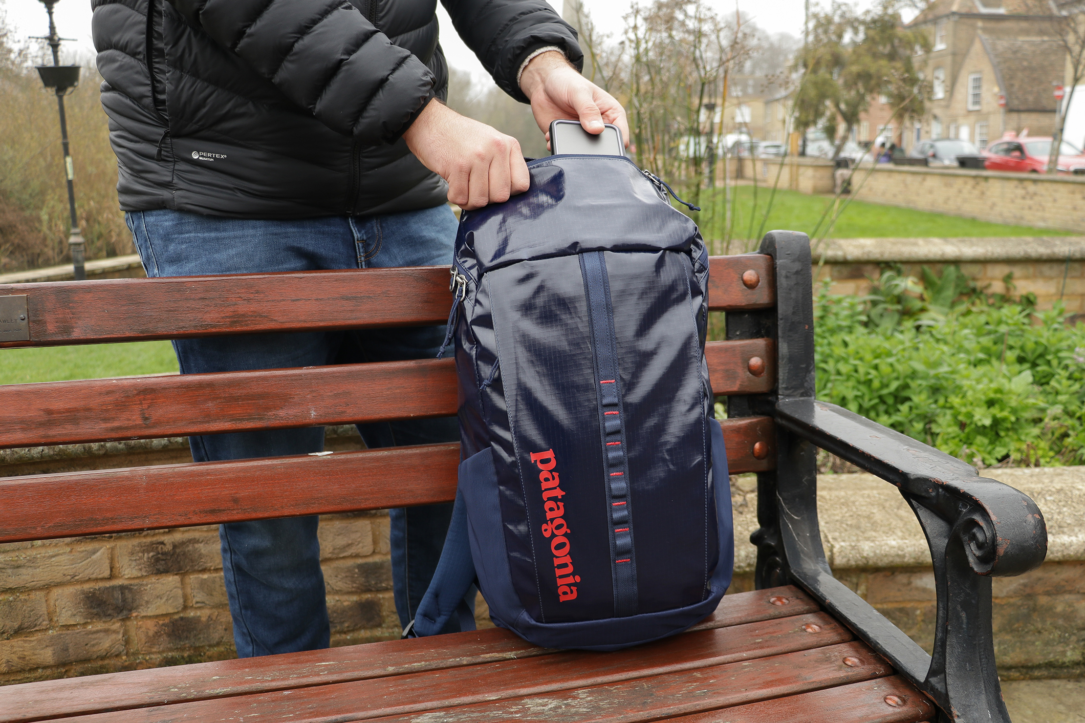 Patagonia Black Hole 25L Backpack in Cambridgeshire, England