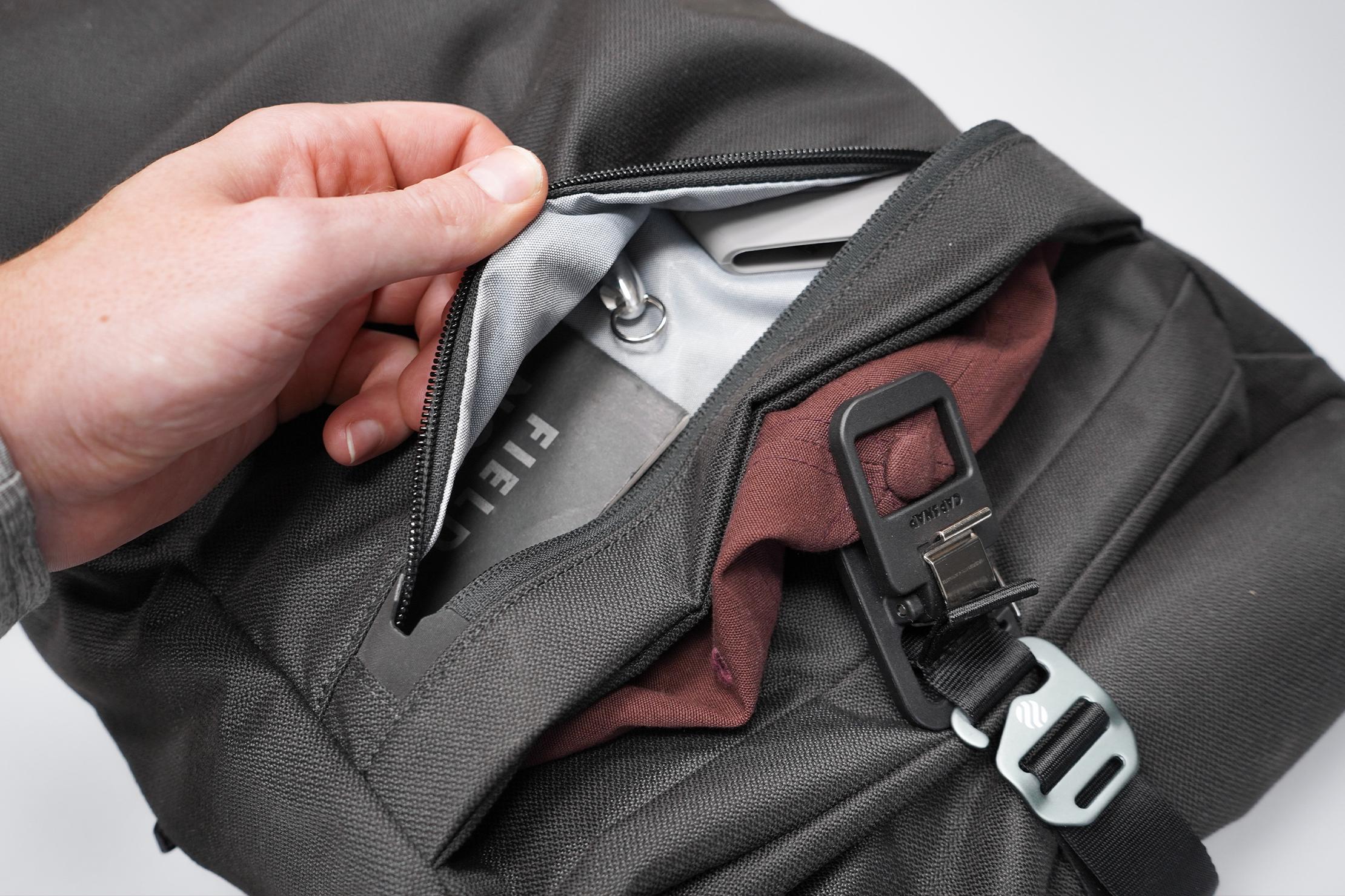 Heimplanet Commuter Pack Front Pocket
