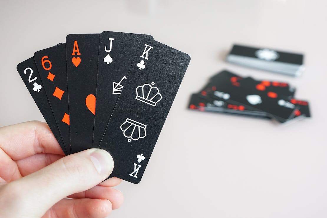 Air Deck Playing Cards