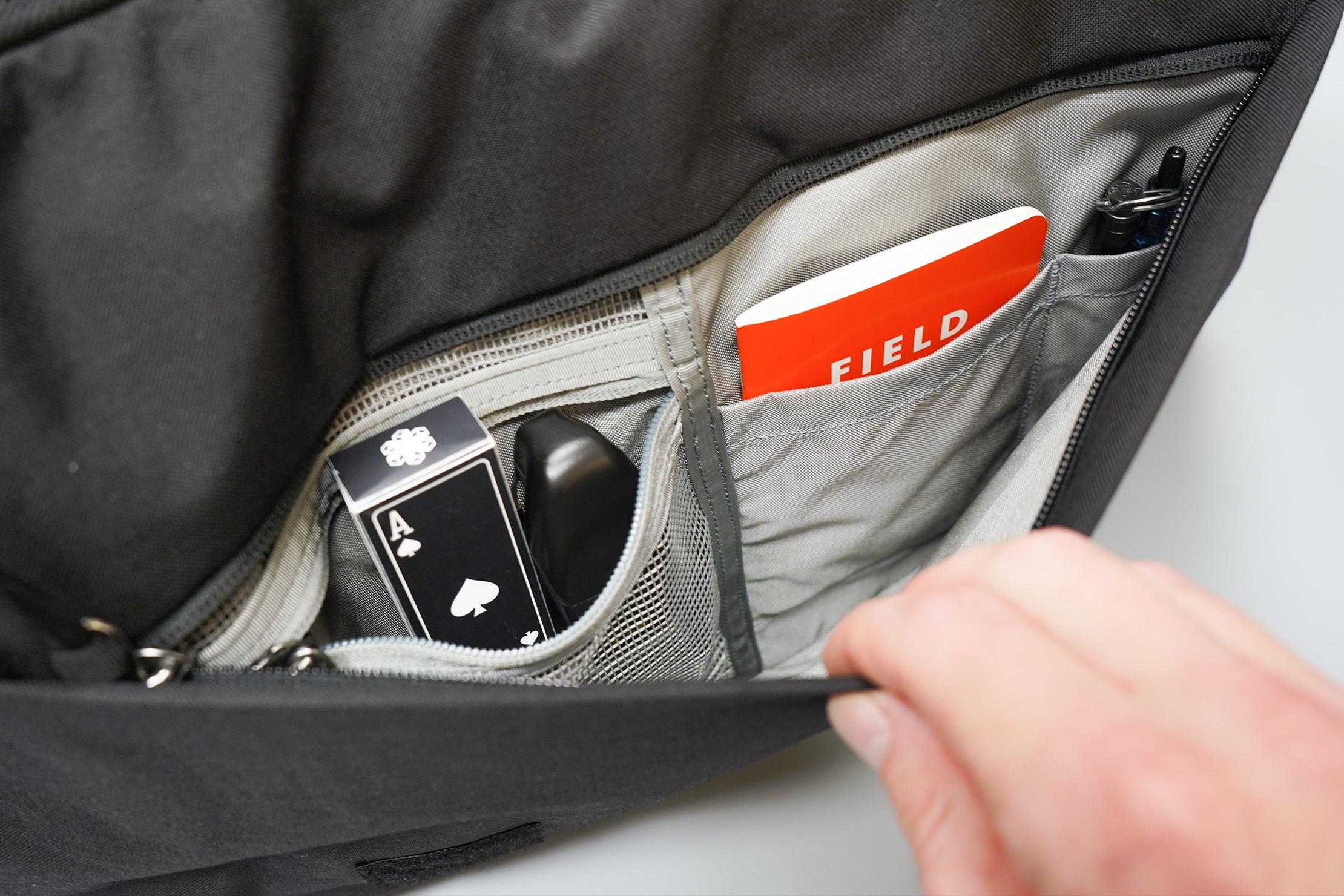 EVERGOODS CPL28 Front Pocket