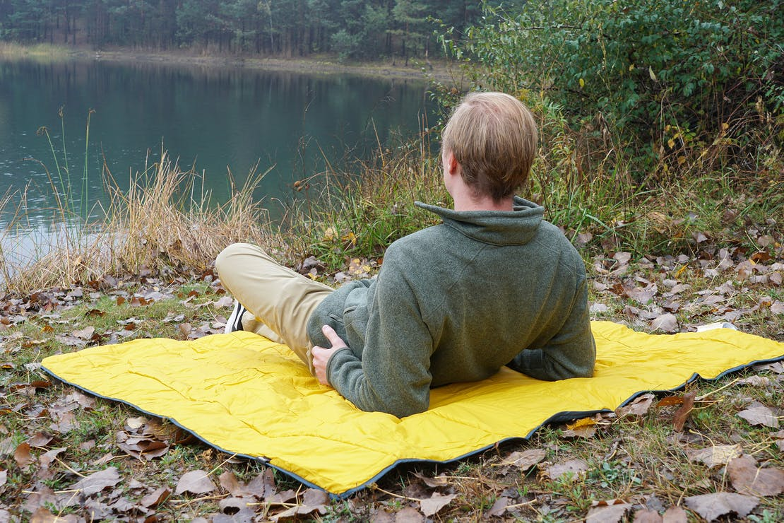 REI Camp Blanket