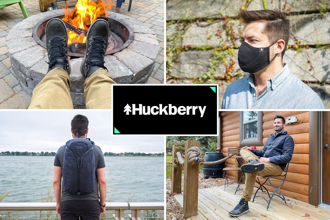 Huckberry Fall Essentials