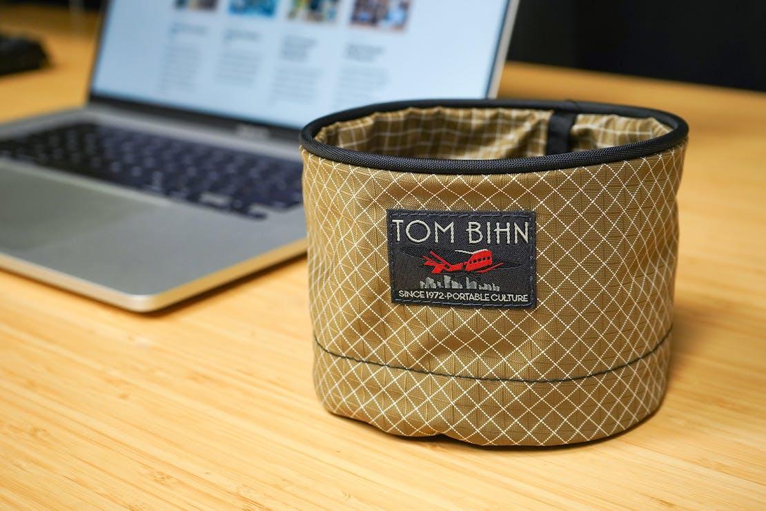 Tom Bihn Travel Tray | Using the tray in Detroit