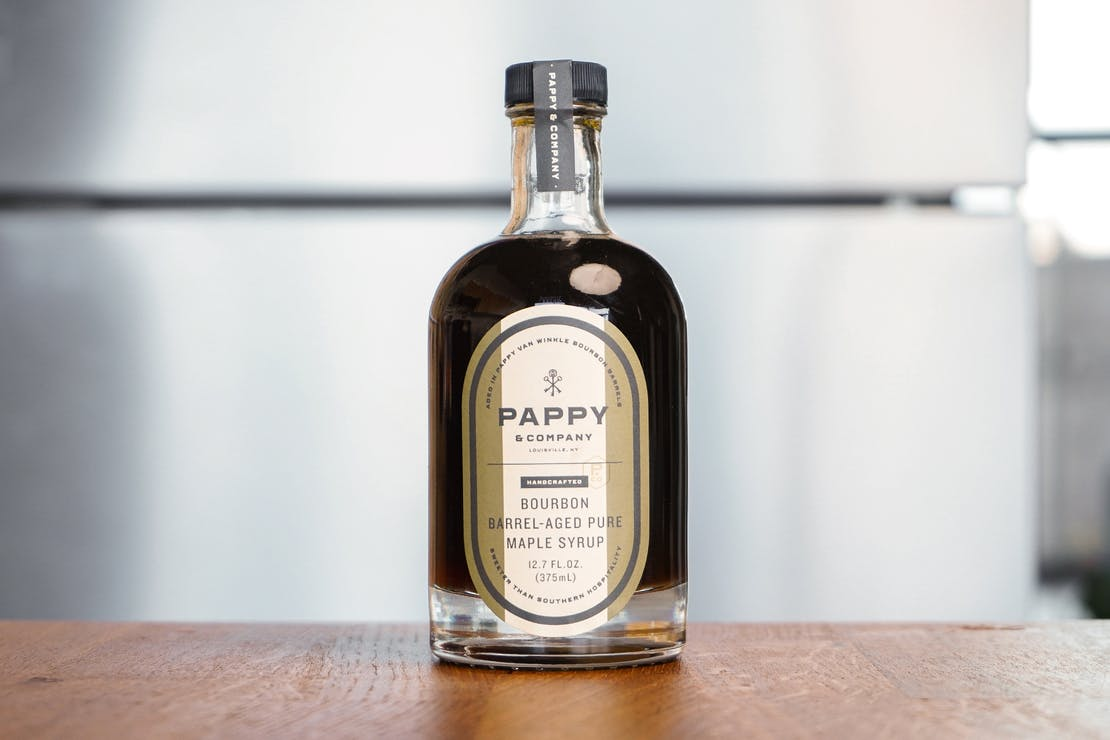 Pappy & Company Bourbon Barrel-Aged Maple Syrup