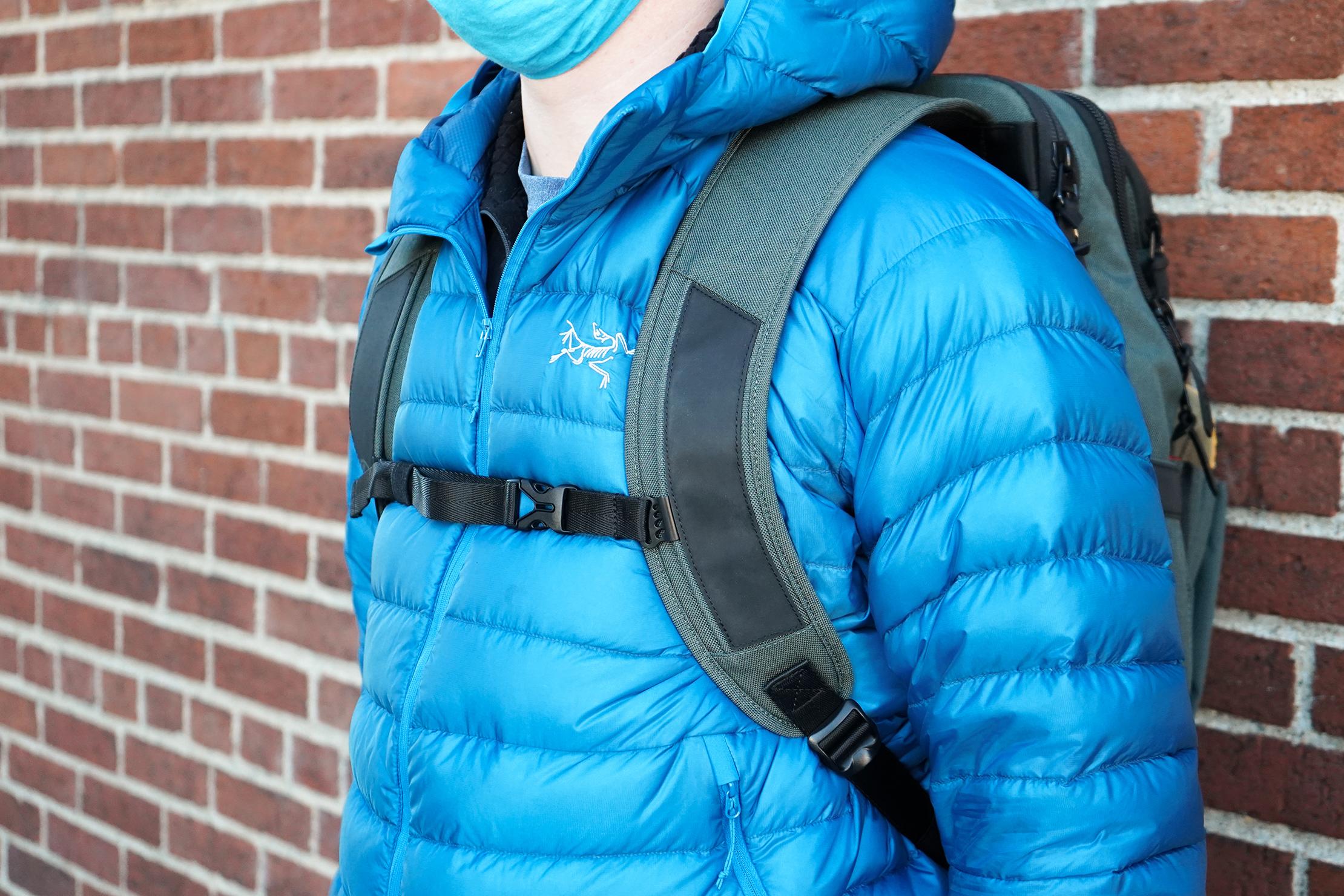King Kong Apparel PLUS26 Backpack Shoulder Straps