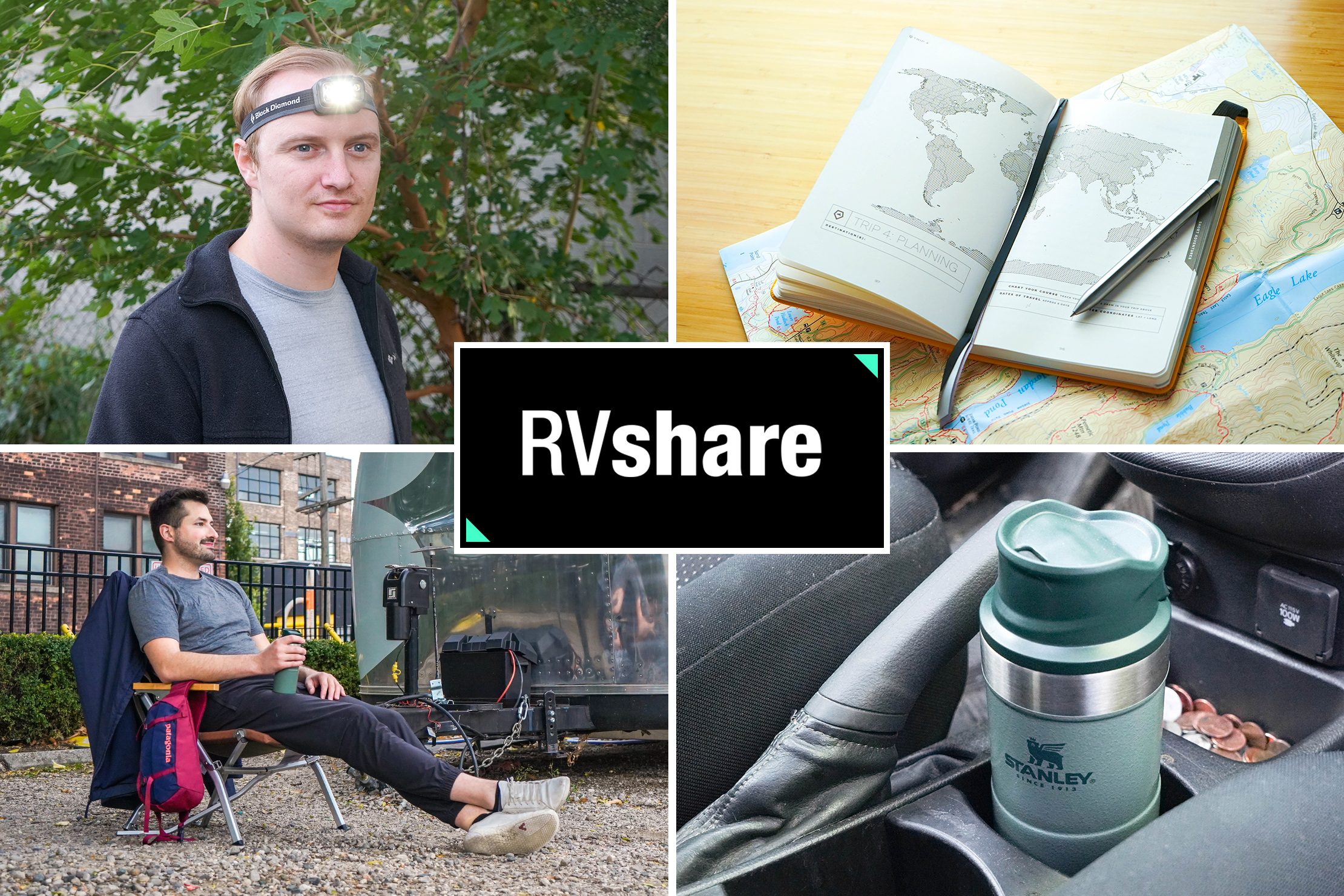 RVshare Road Trip Gift Ideas