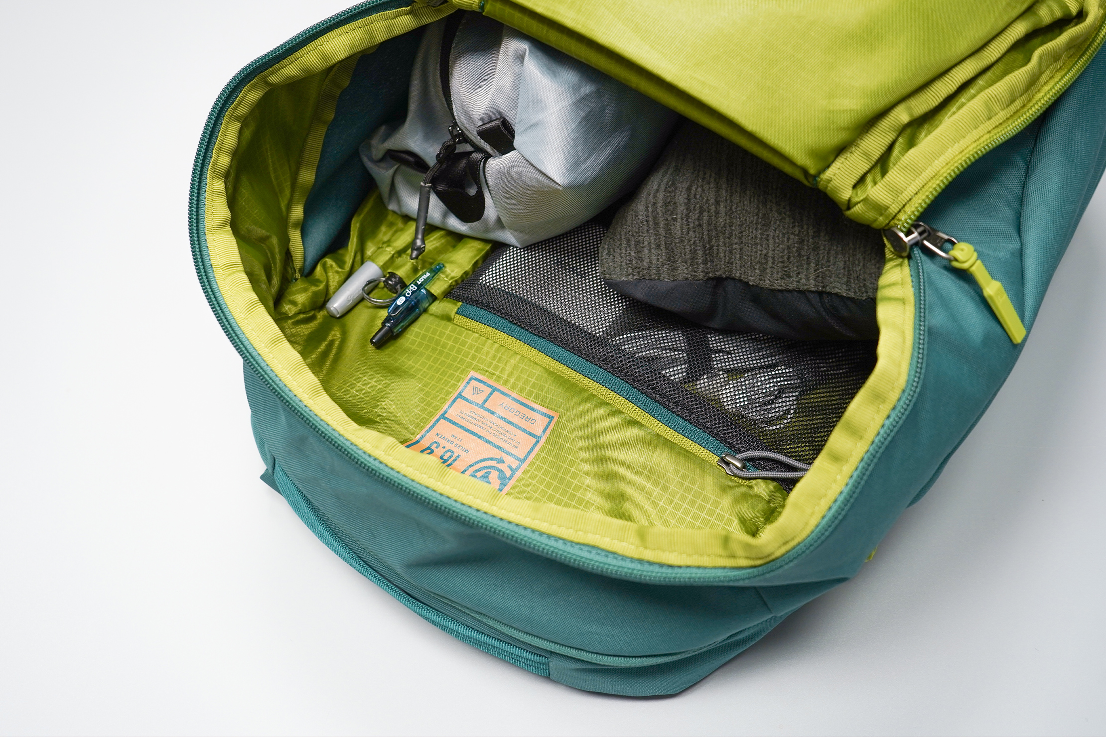 Gregory Resin 26 Backpack Main Compartment