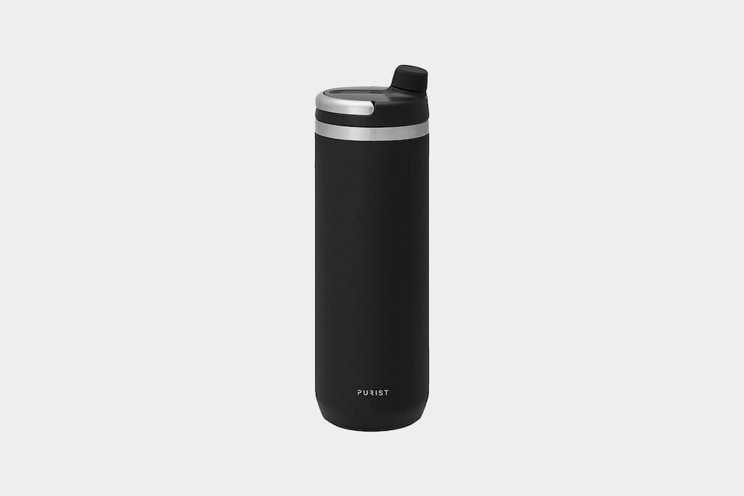 Purist Collective Mover 18oz Insulated Bottle - Union Top