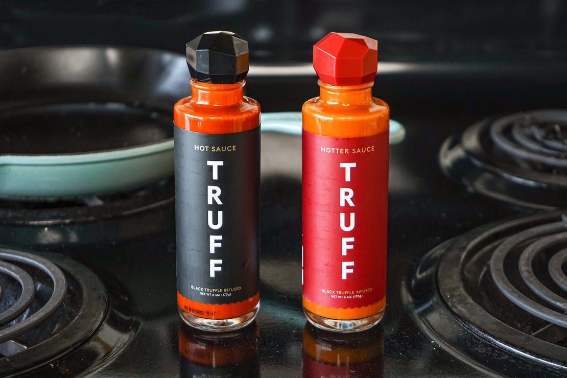 Truff Black Truffle Infused Hot Sauce