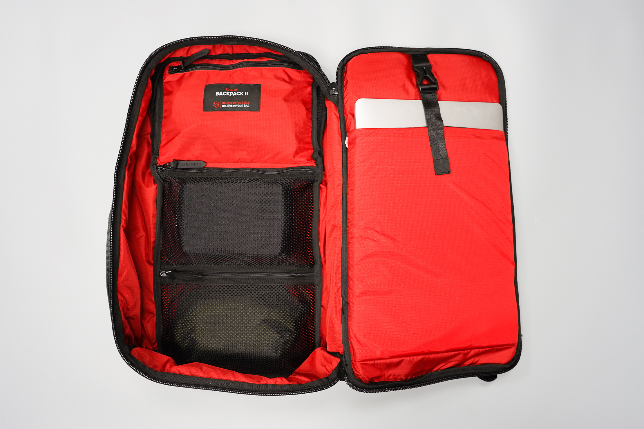 King Kong Apparel PLUS26 Backpack Main Compartment