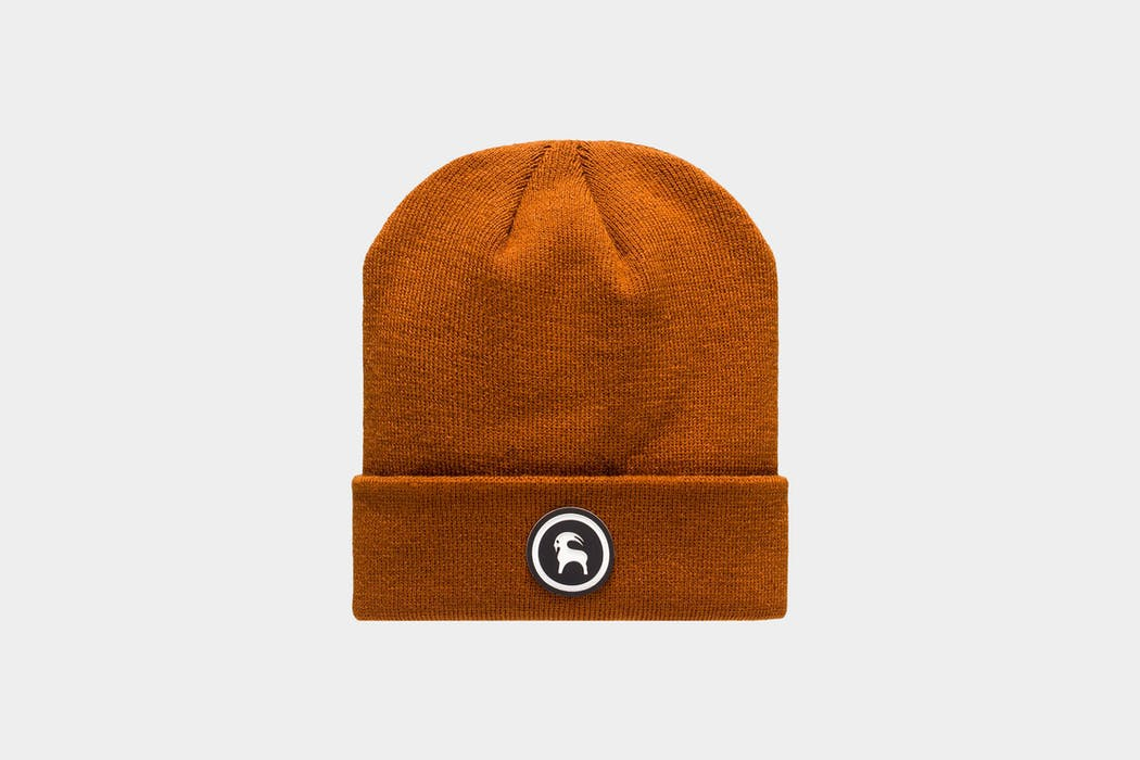 Backcountry Patch Goat Beanie
