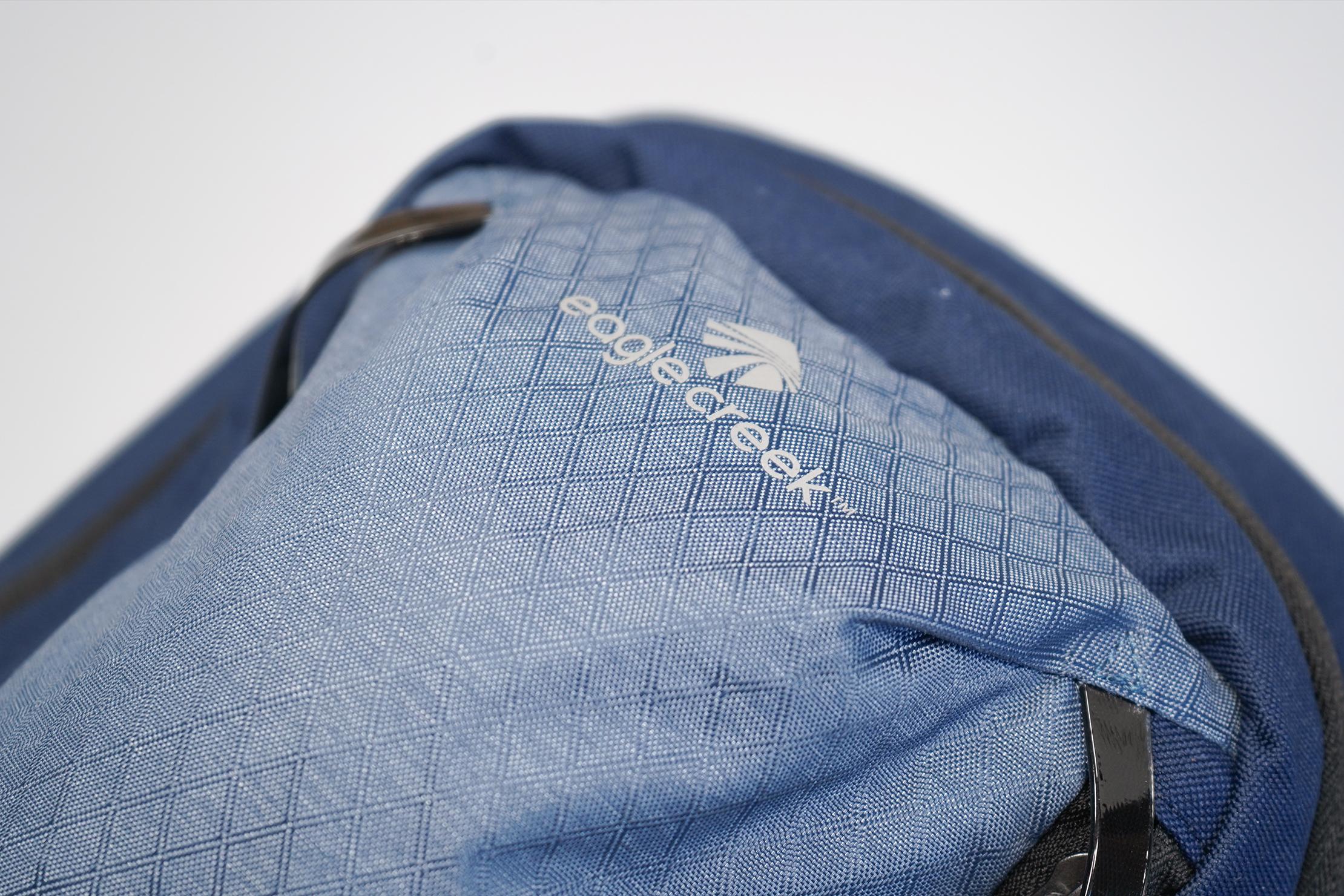 Eagle Creek Wayfinder Backpack Mini Material and Logo