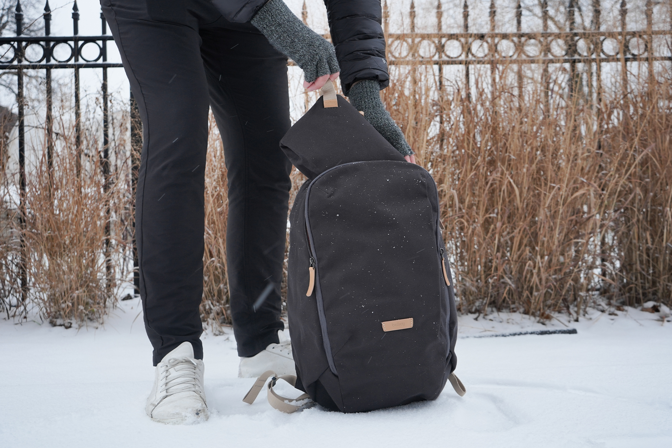 Bellroy Transit Workpack | Style and function in a daypack