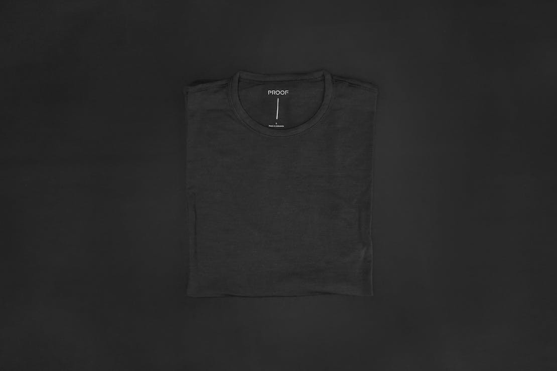 Proof 72-Hour Merino LS Tee