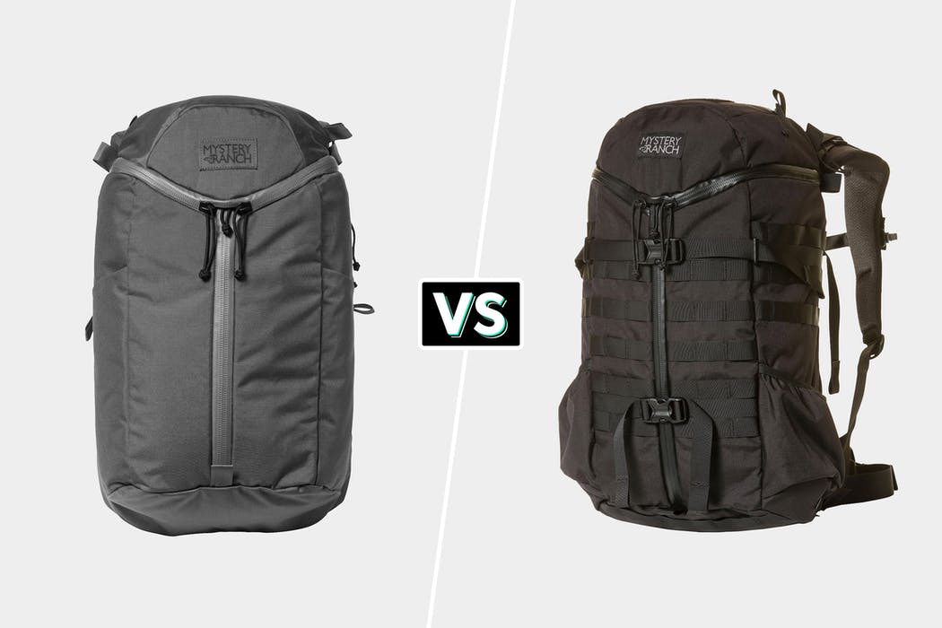 Mystery Ranch Urban Assault 24 (UA24) vs 2 Day Assault Pack (2-DAP)