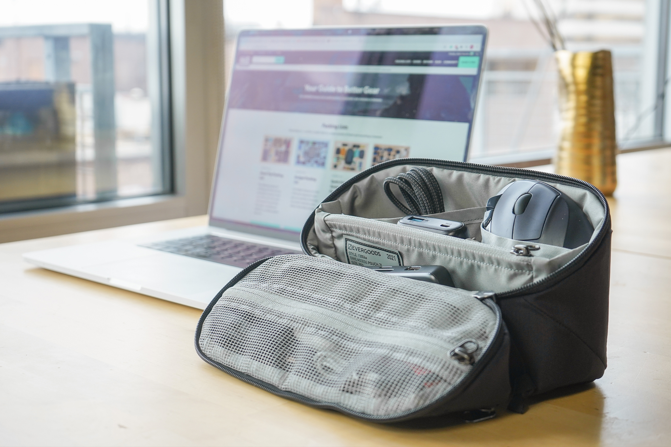 EVERGOODS Civic Access Pouch 2L Review