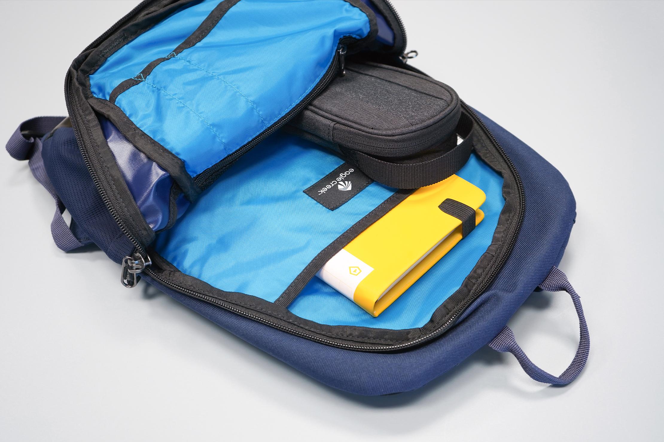 Eagle Creek Wayfinder Backpack Mini Main Compartment