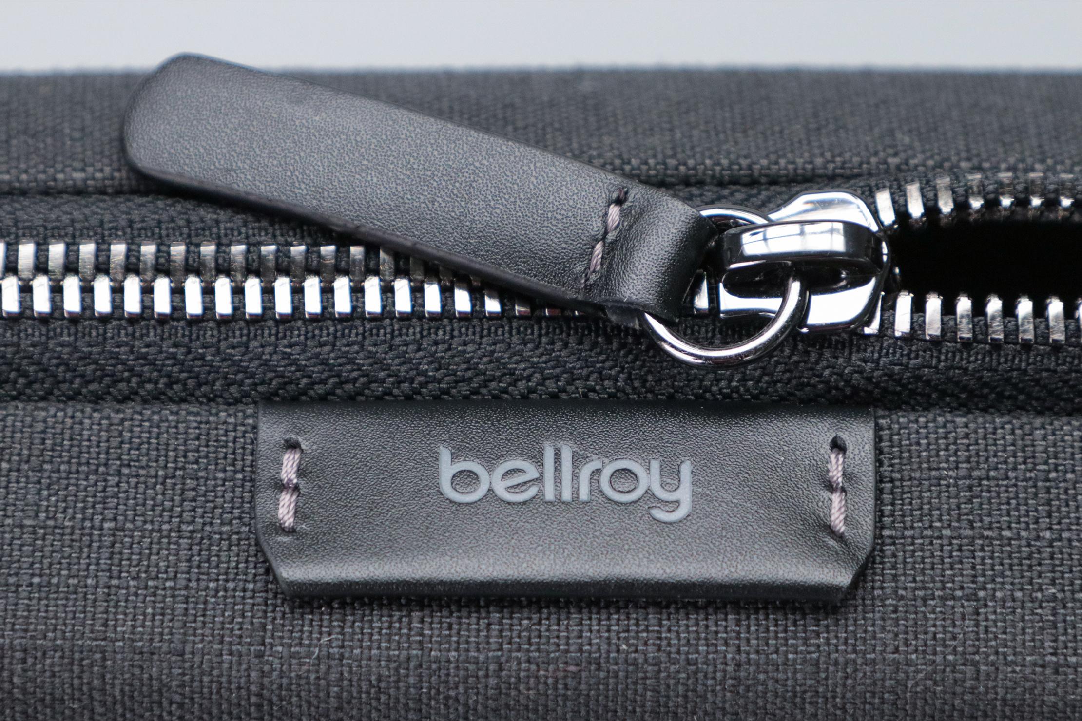 Bellroy Tech Kit Compact Logo Zipper