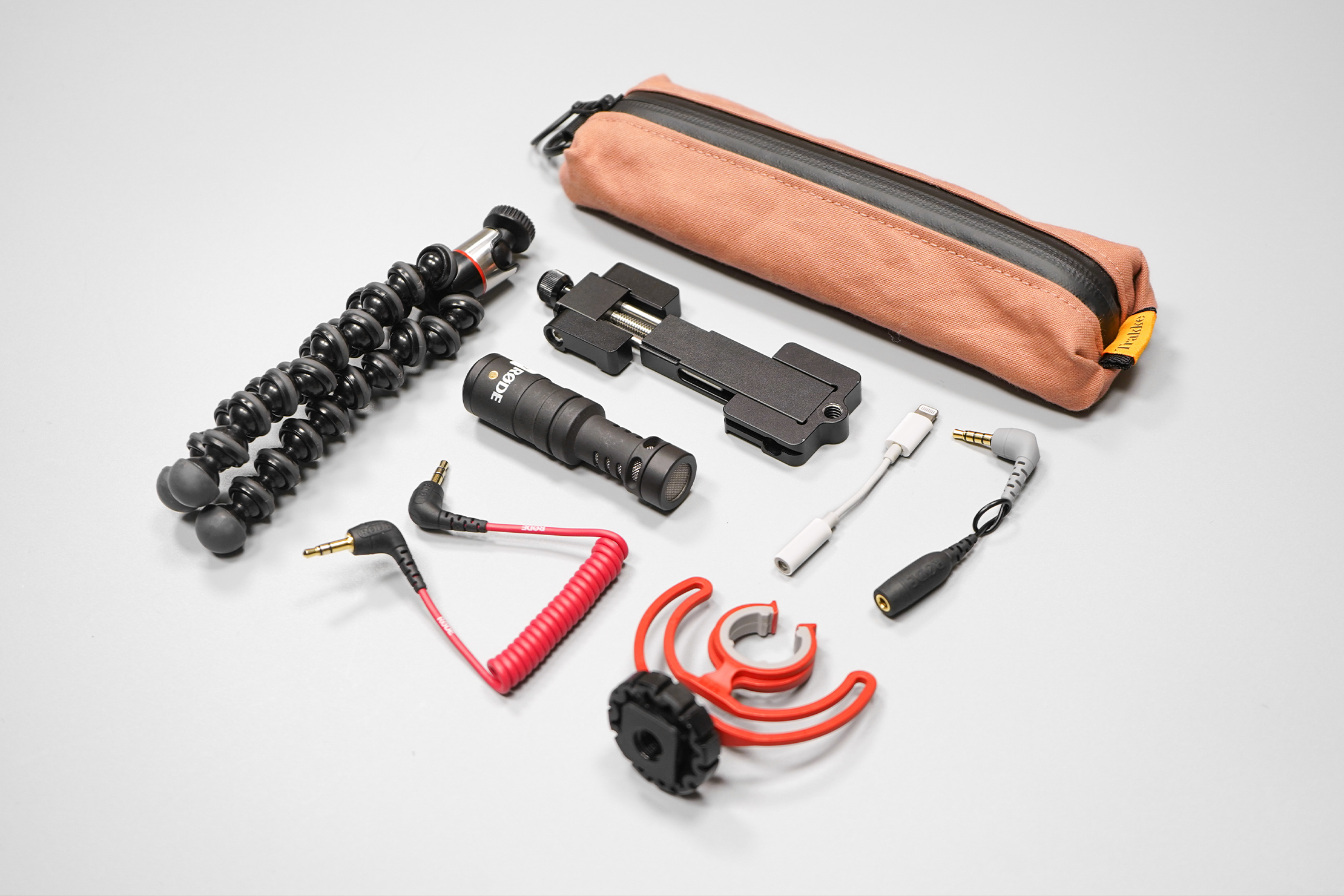 Trakke Pencil Case | Choose your gear right and you'll be able to fit a lot inside