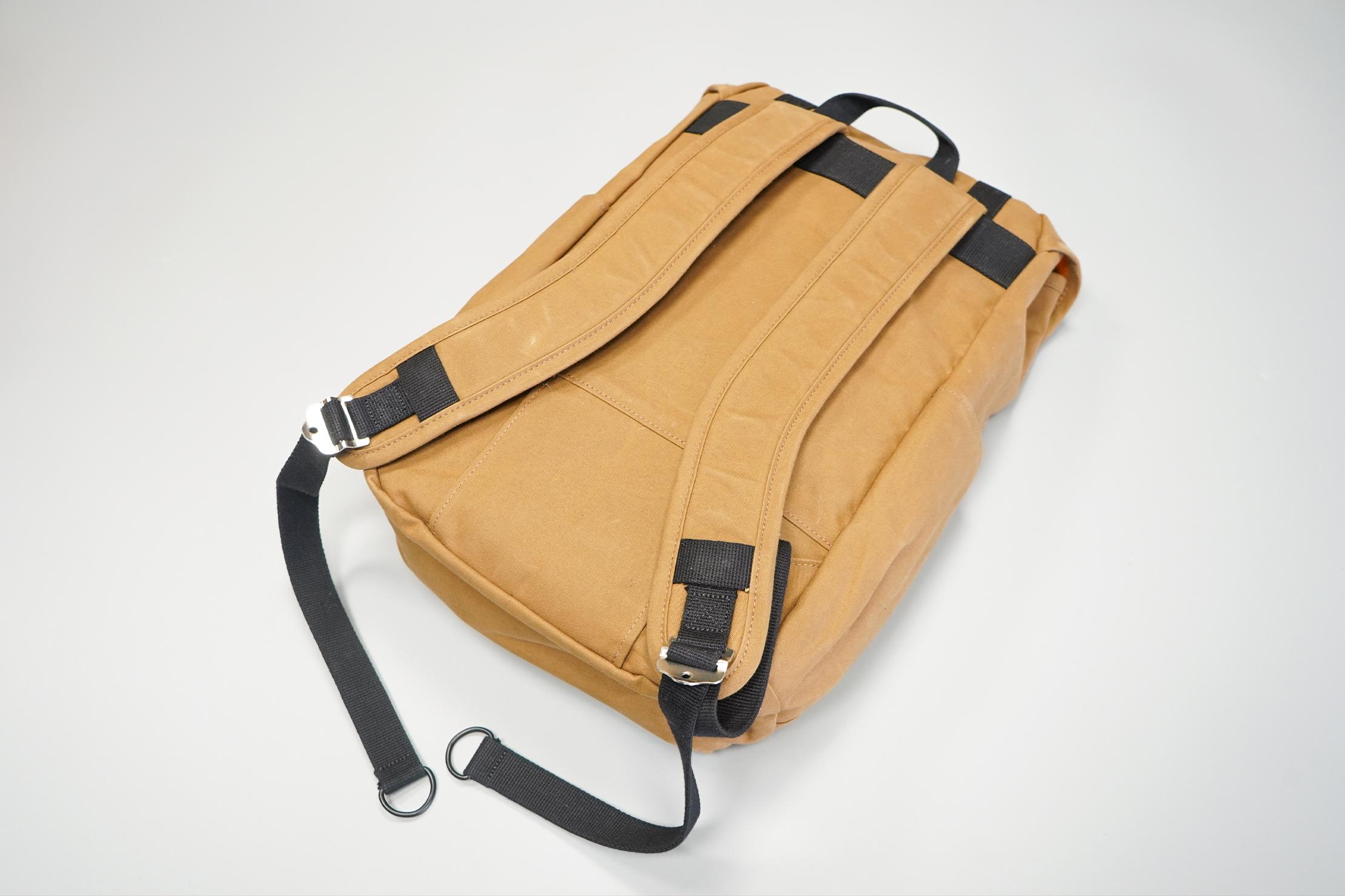 Trakke Bannoch | It's a simple harness system, but it works