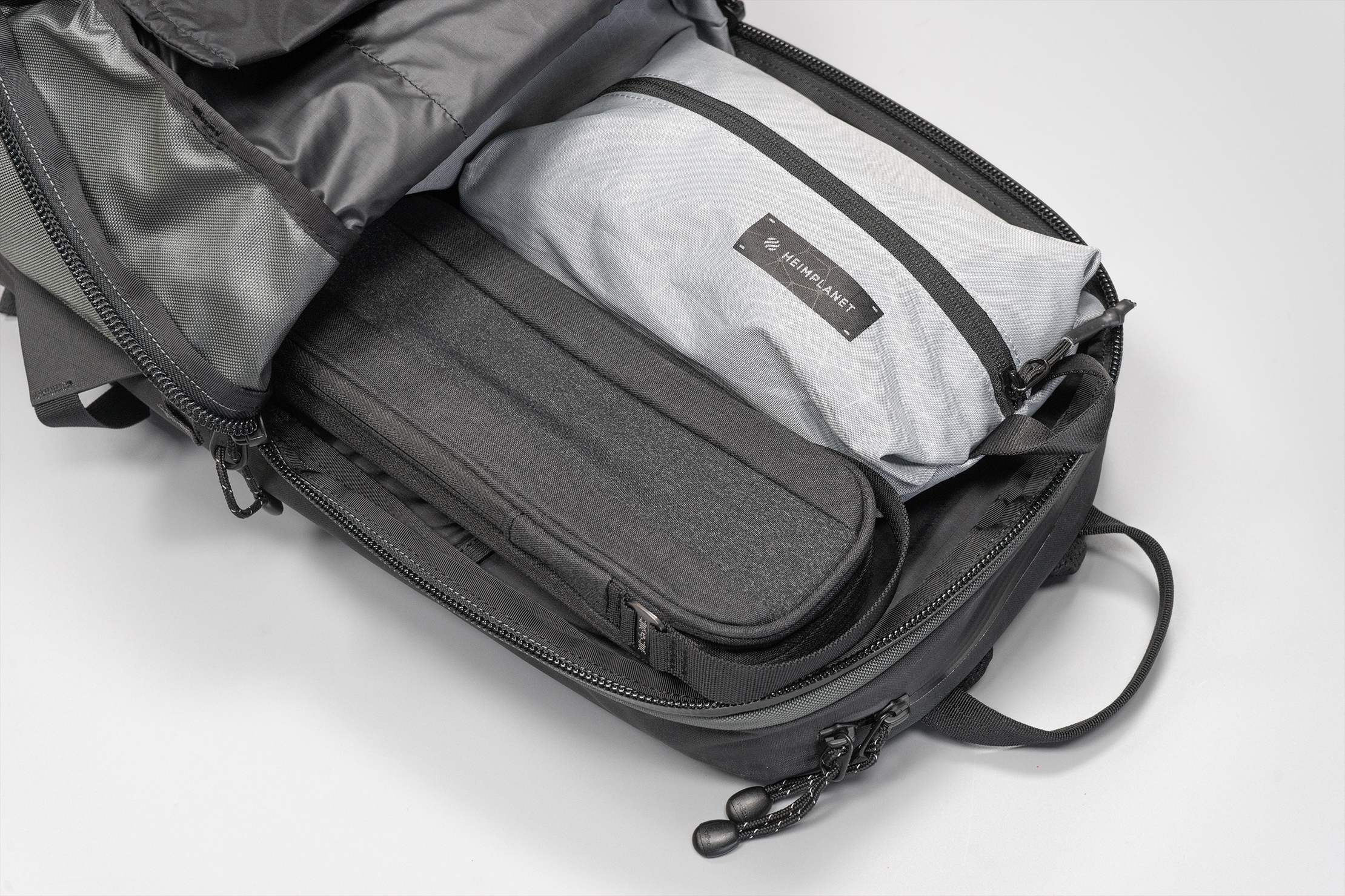 Lander Commuter Backpack 25L | At 25 liters, it's very inviting to just maximize the space in one go