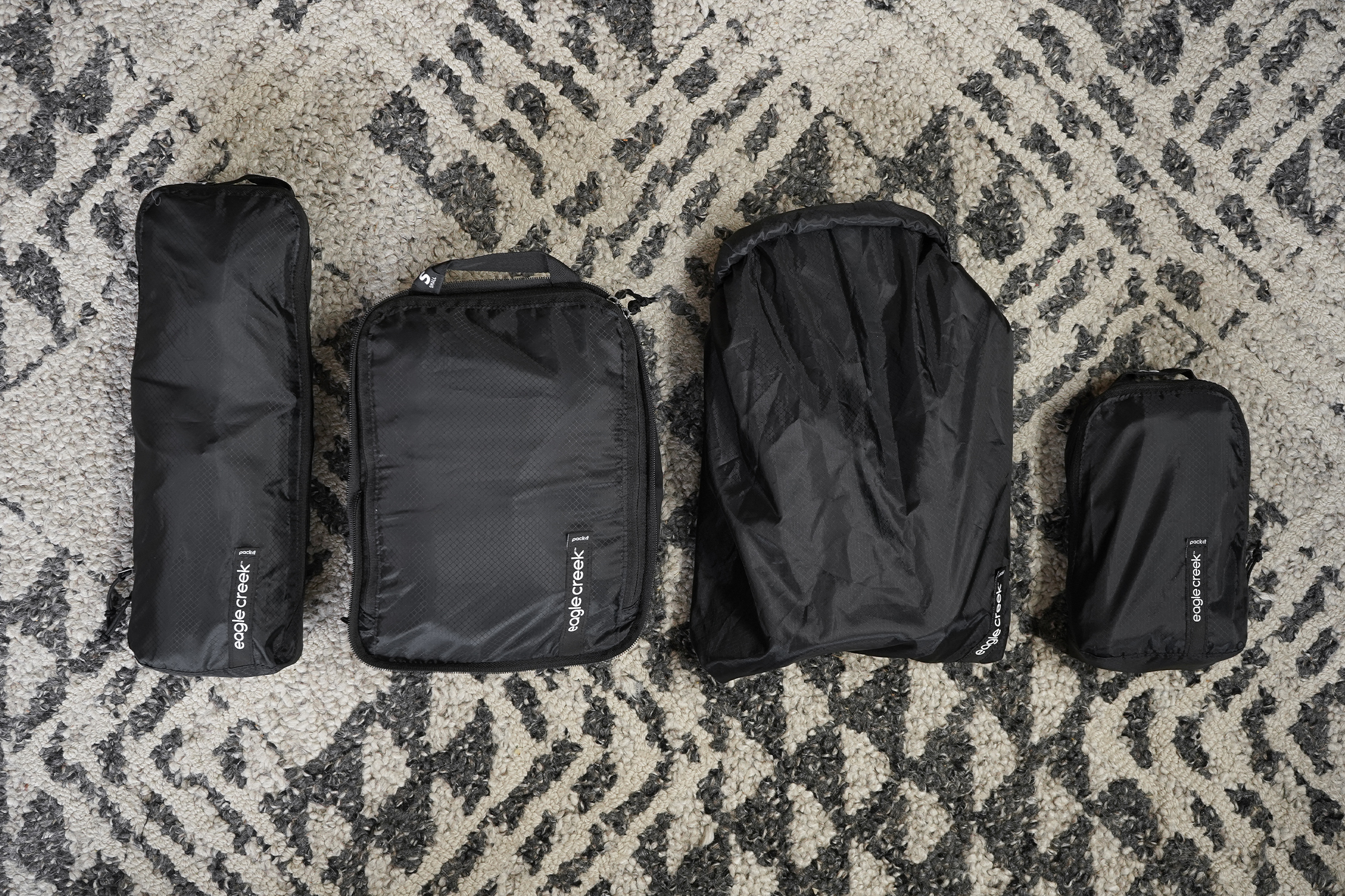 Eagle Creek Pack-It Isolate packing cubes in Detroit
