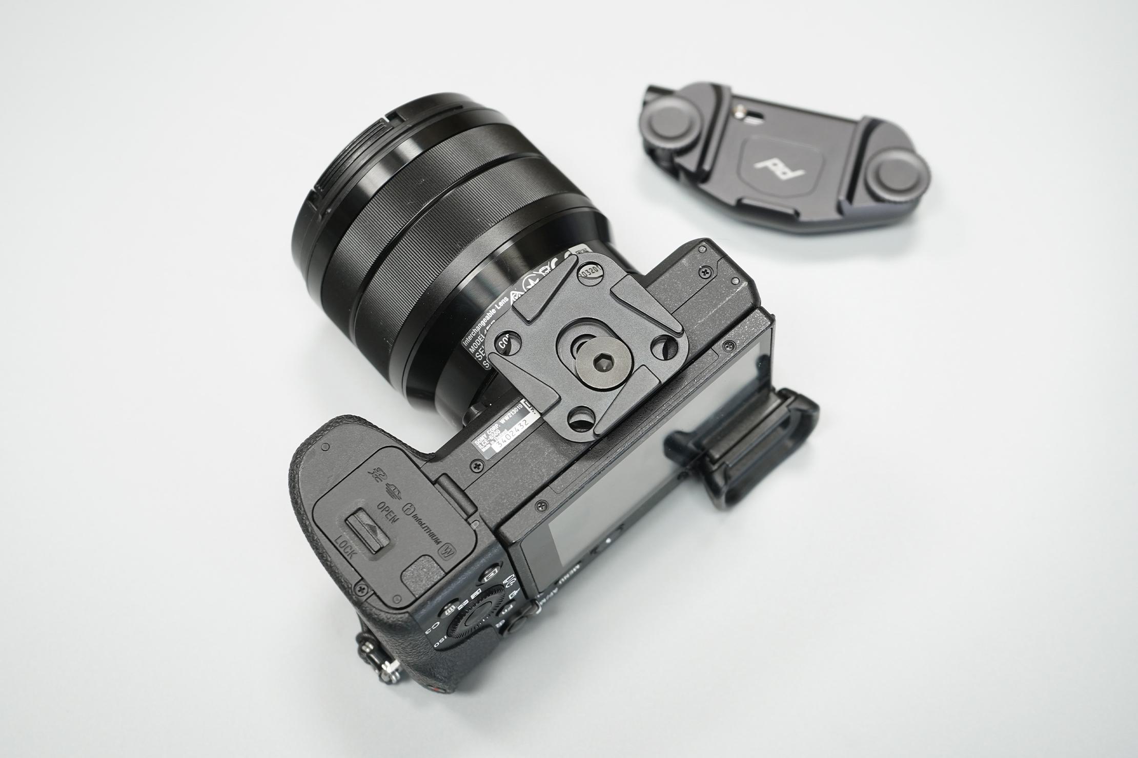 Peak Design Capture Clip | Base plate