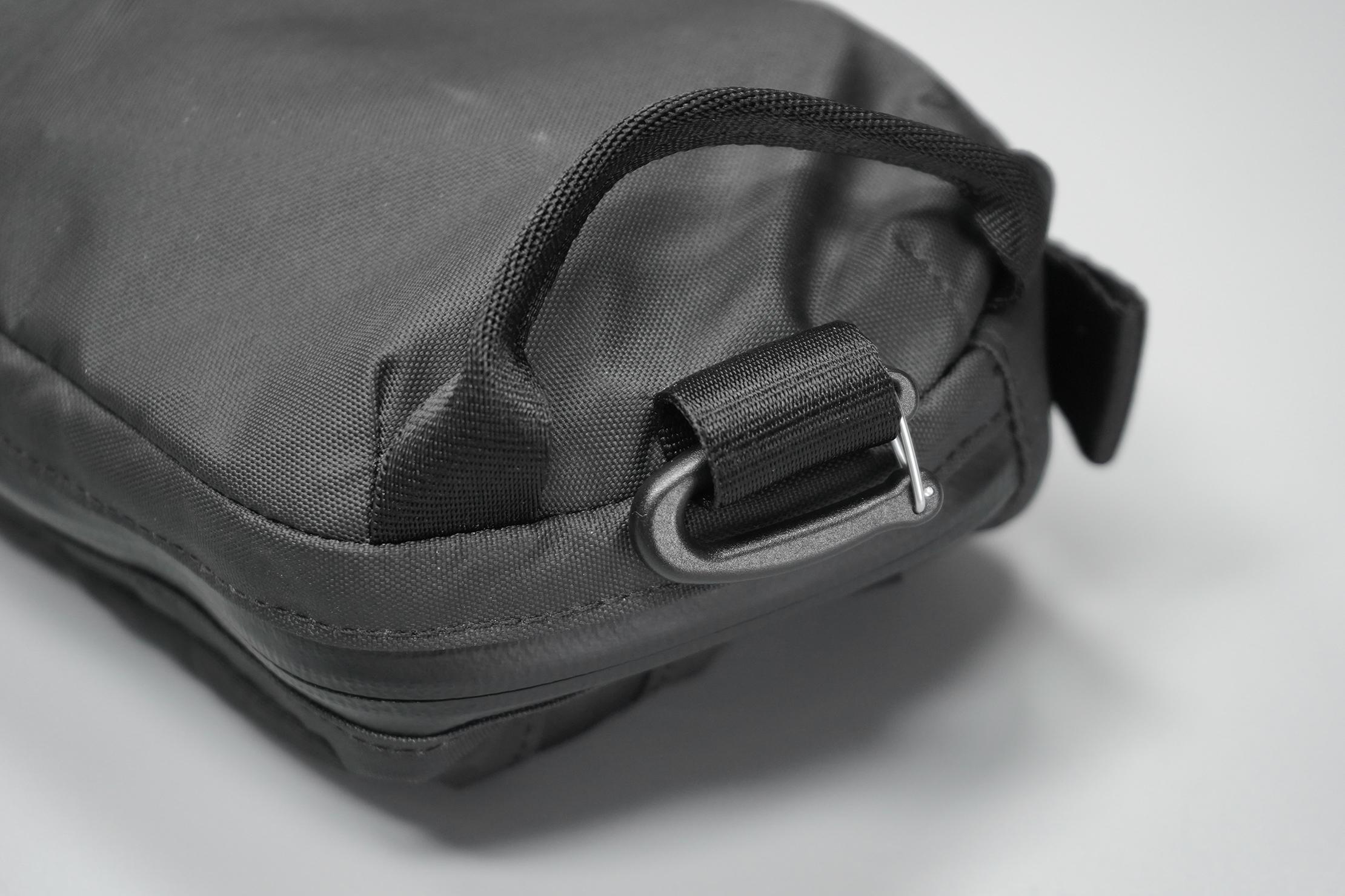 WANDRD Toiletry Bag gatekeeper clip