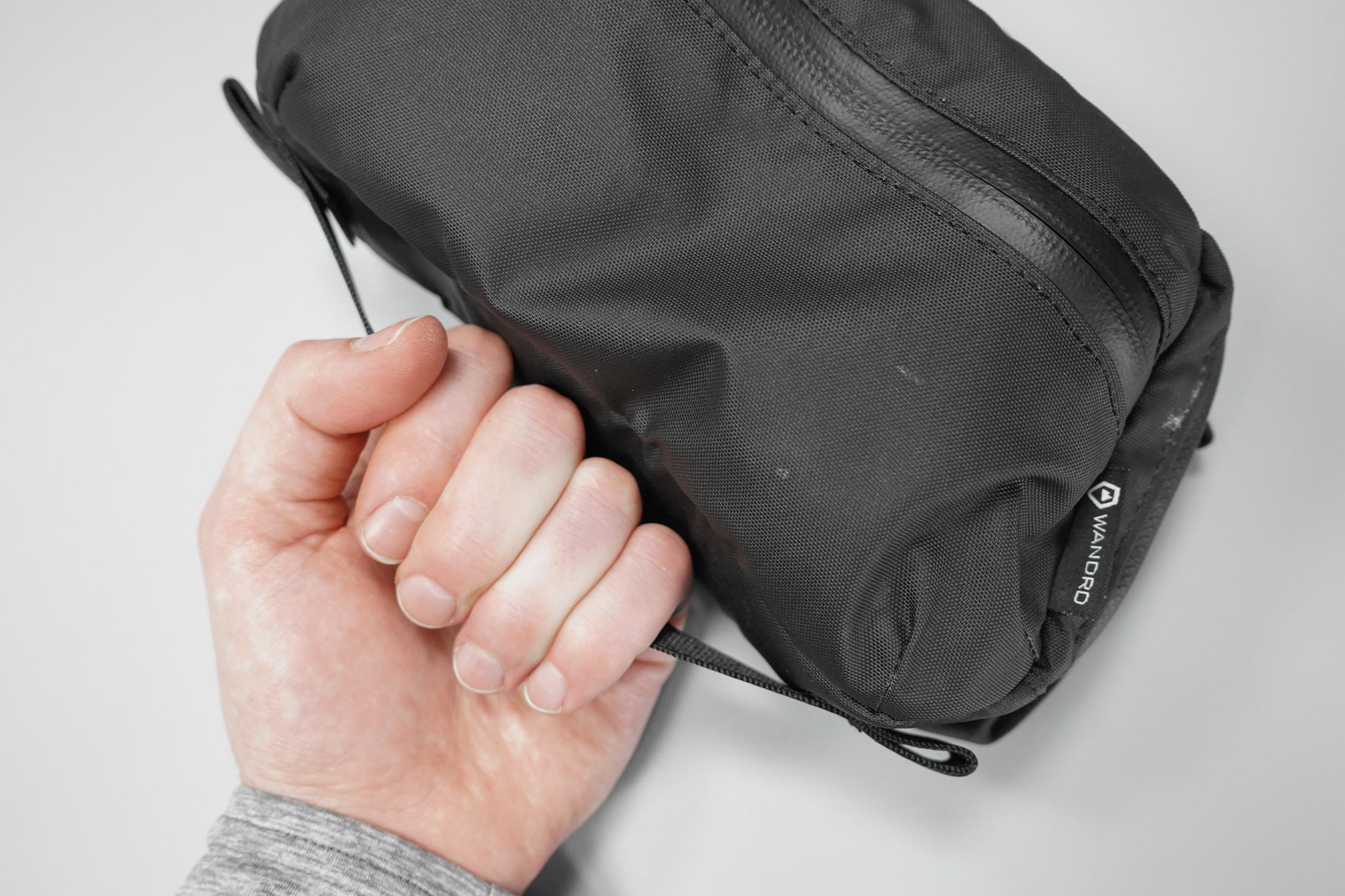 WANDRD Toiletry Bag bottom handle