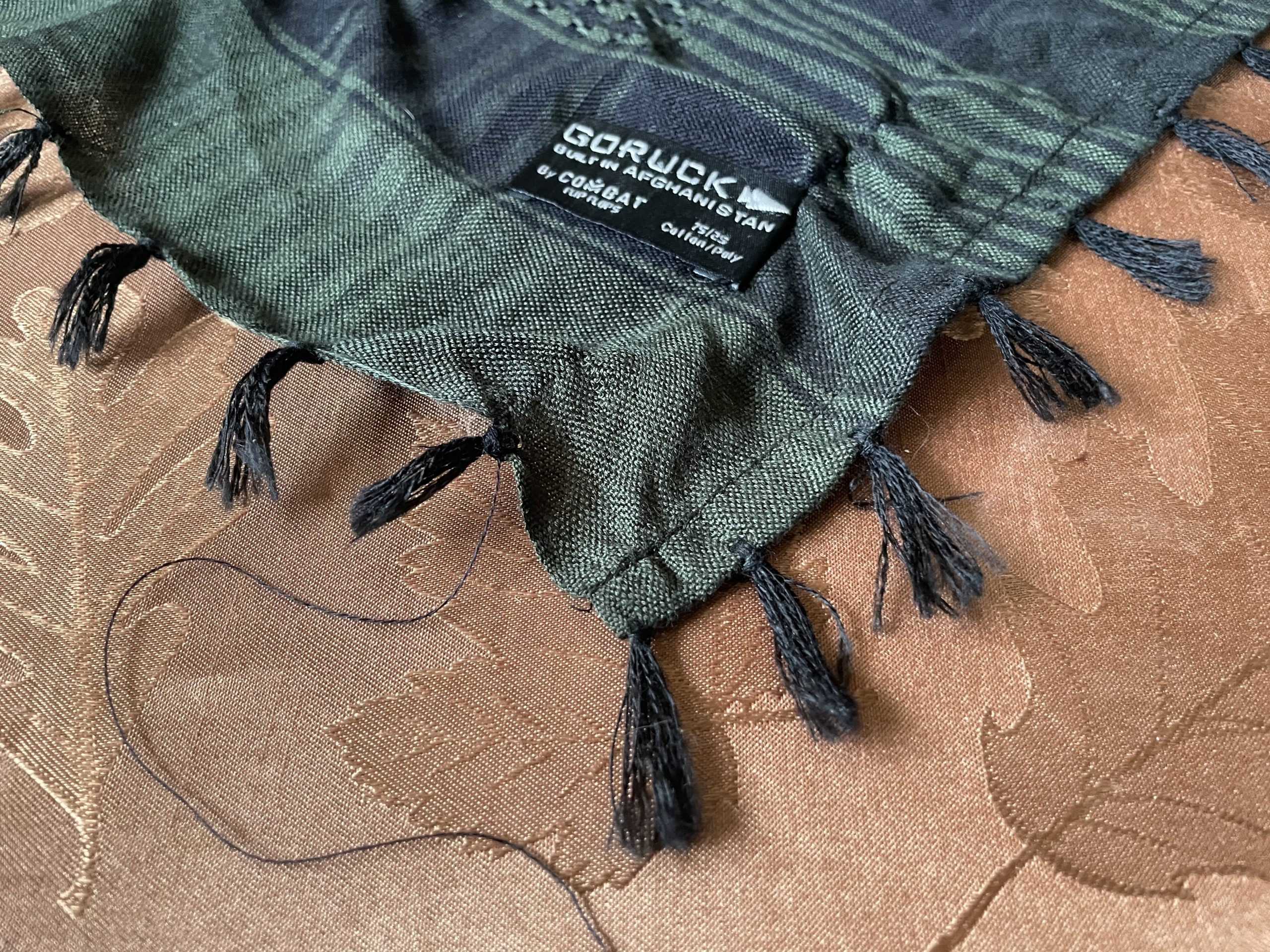 GORUCK Shemagh Review