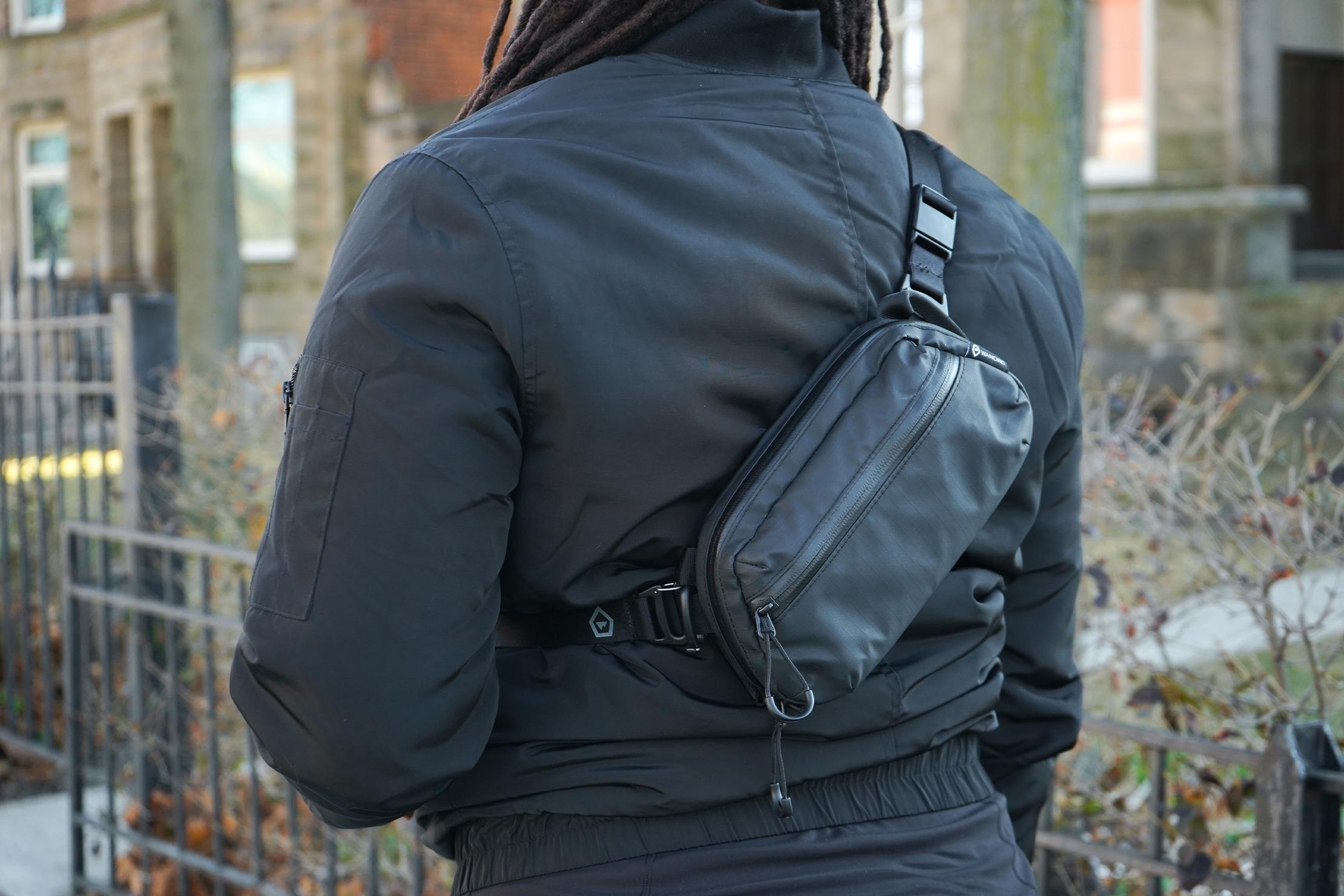 WANDRD Tech Bag Medium as a sling