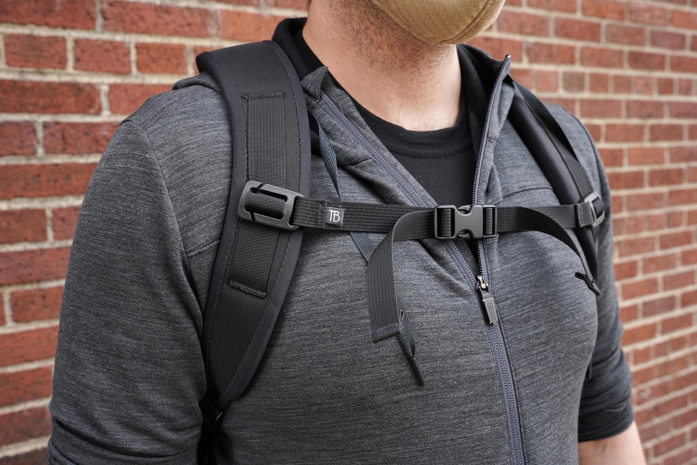 Tom Bihn Paragon Backpack | Harness system